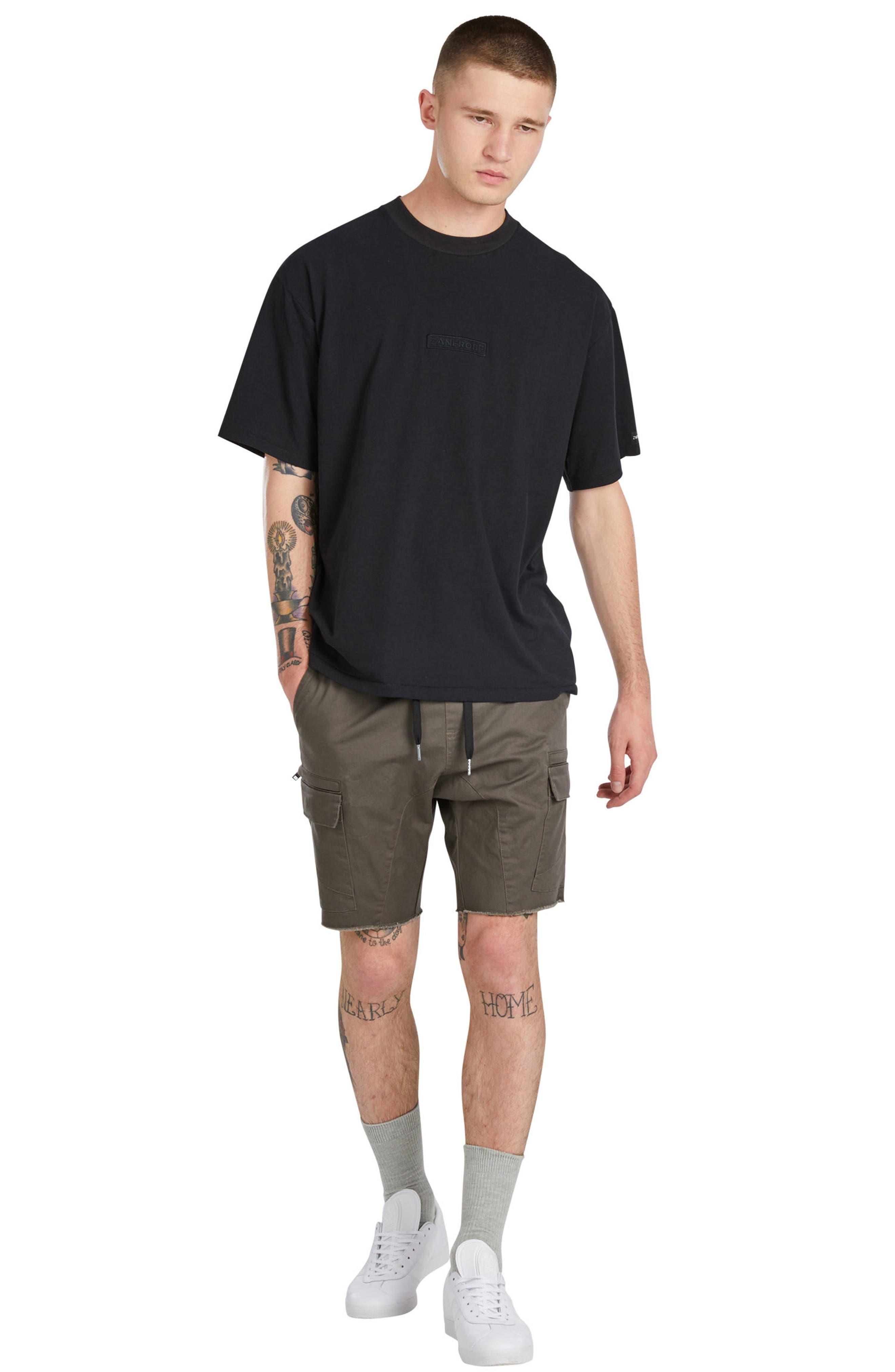 Sureshot Cargo Shorts,                             Alternate thumbnail 7, color,                             Peat