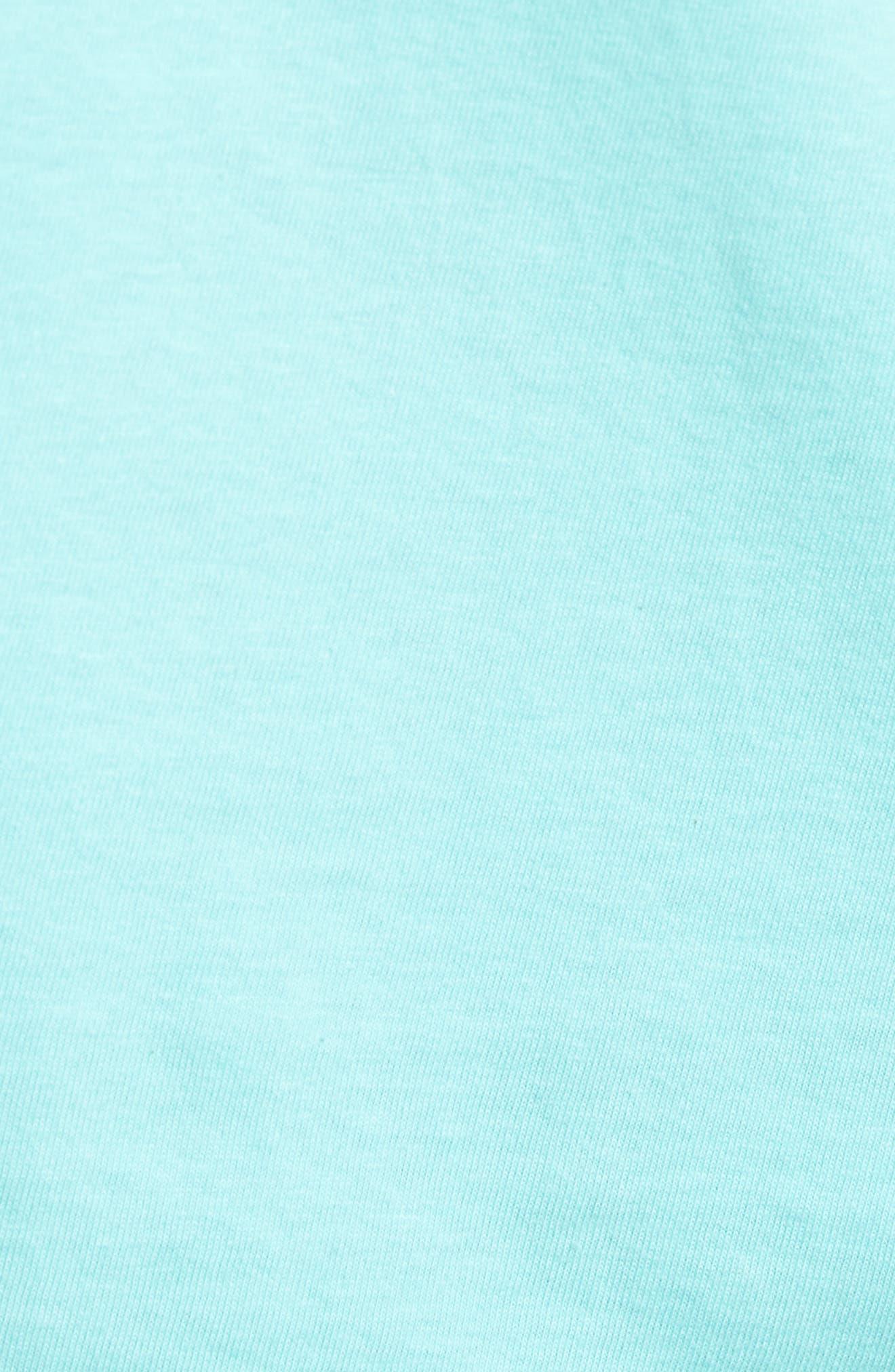 Wall of Death Never Made Artis T-Shirt,                             Alternate thumbnail 5, color,                             Celadon