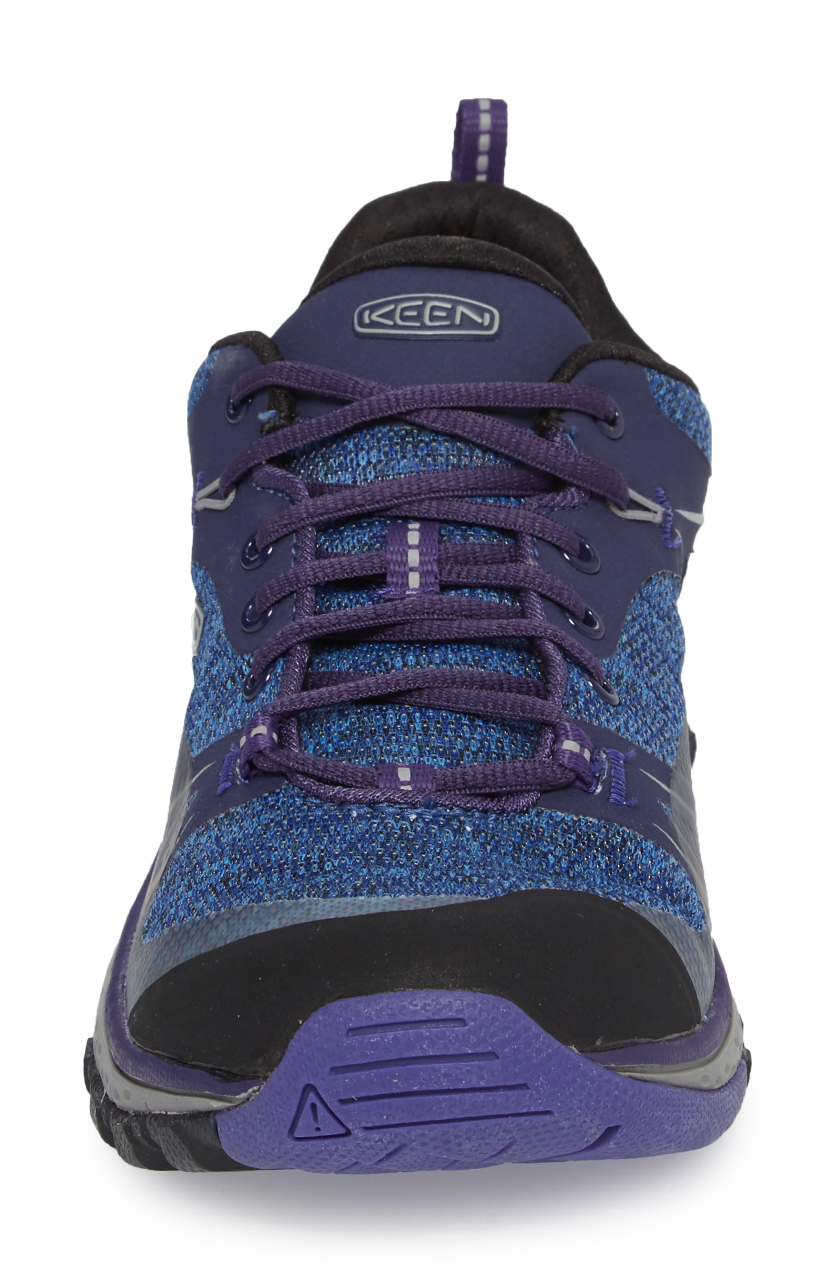 Terradora Waterproof Hiking Shoe,                             Alternate thumbnail 4, color,                             Astral Aura/ Liberty