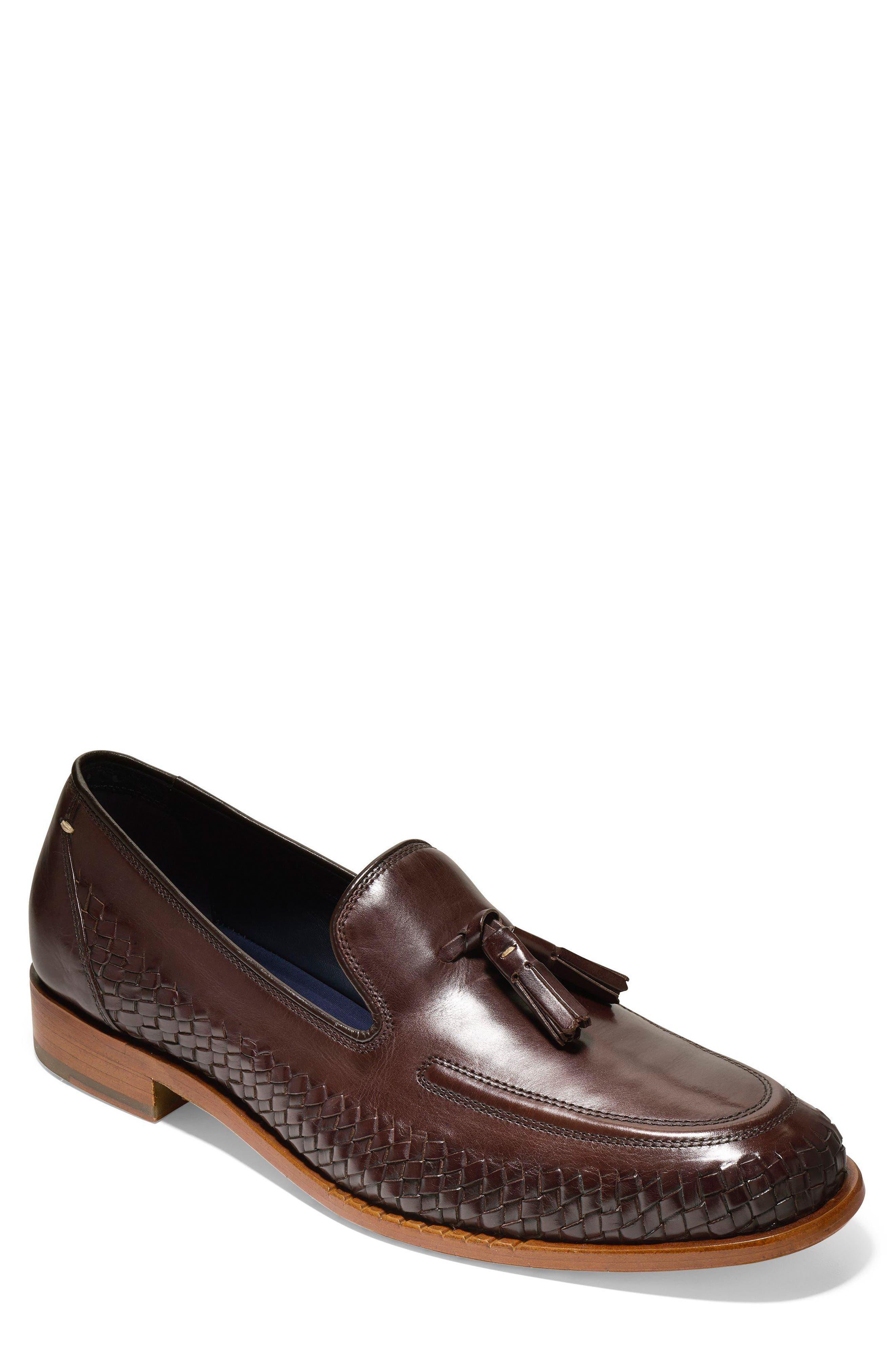 Cole Haan Washington Grand Tassel Loafer (Men)