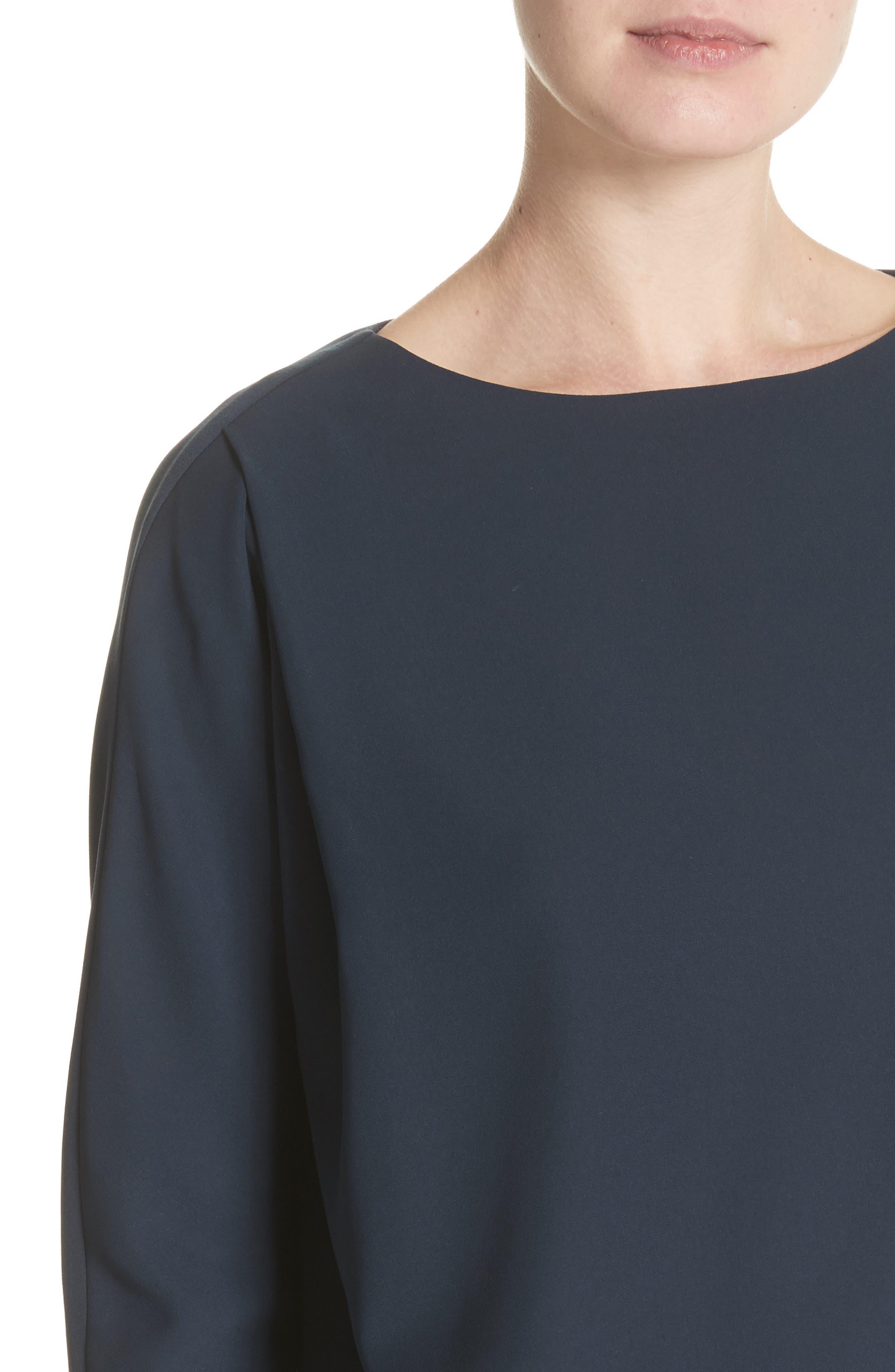 Alternate Image 4  - Emporio Armani Dolman Sleeve Top