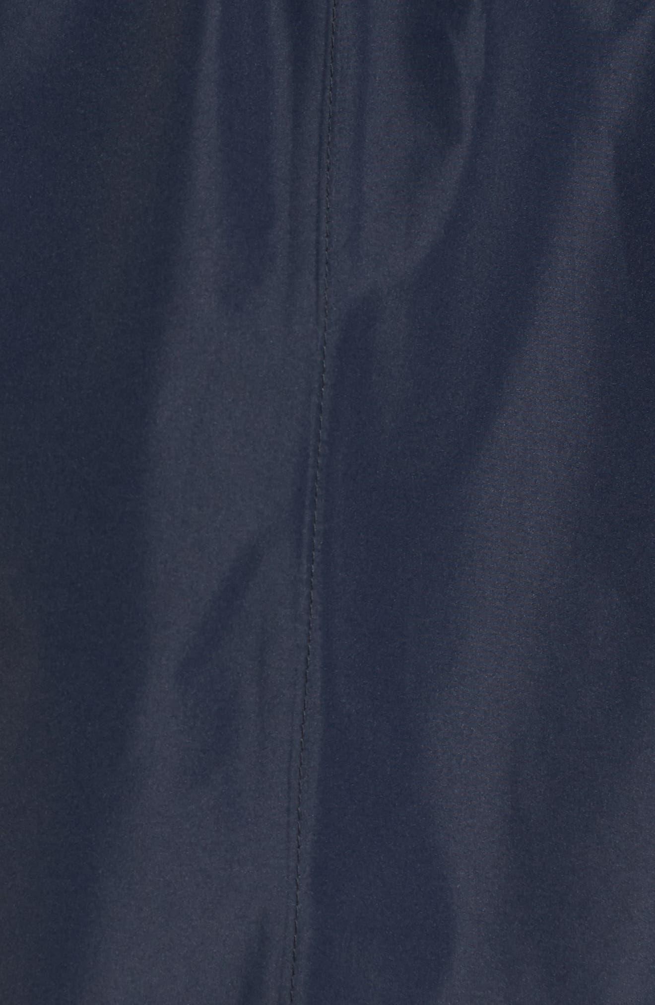 Studland Waterproof Jacket,                             Alternate thumbnail 3, color,                             Navy