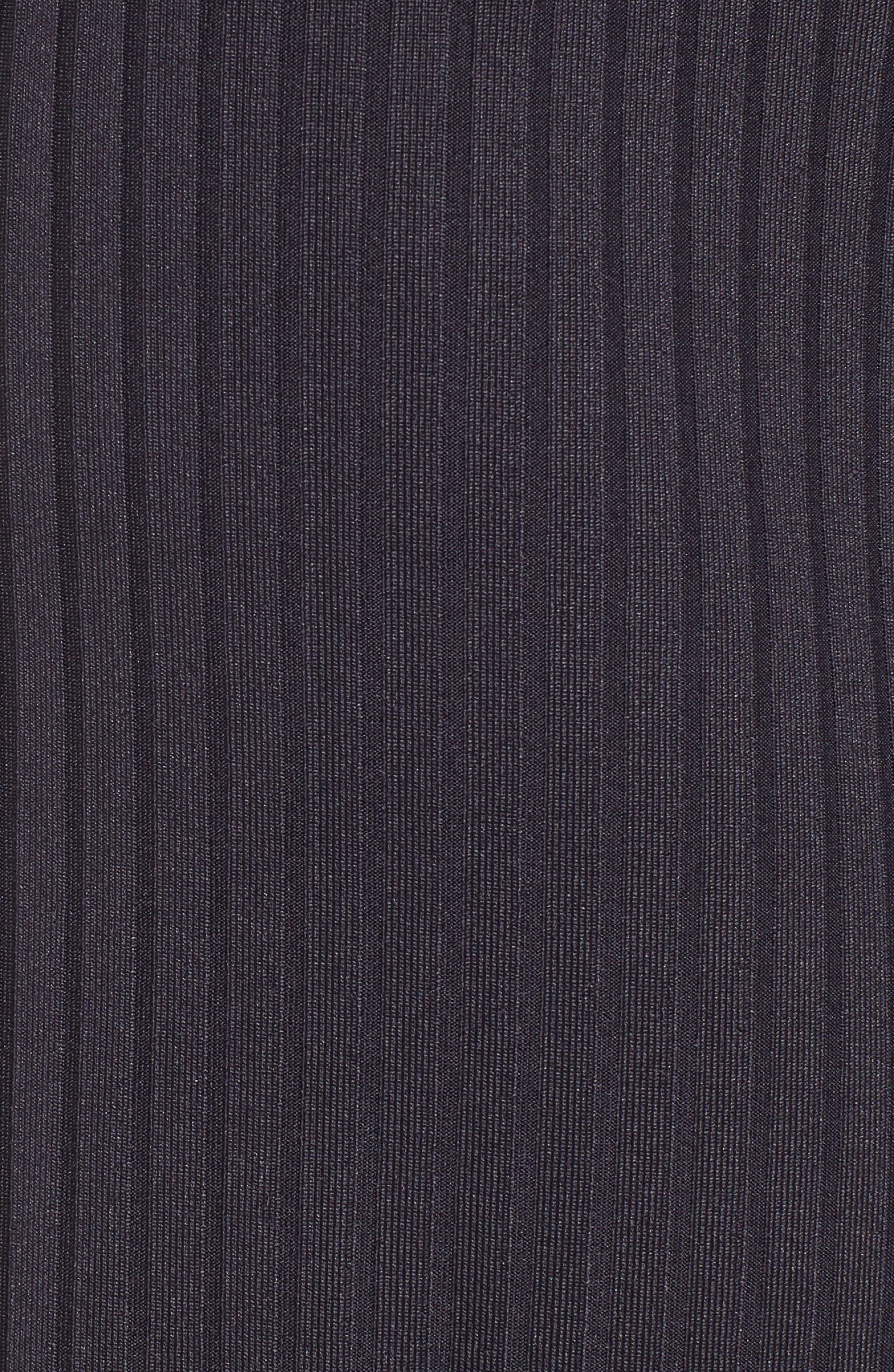 Jefferson Cropped Pant,                             Alternate thumbnail 5, color,                             Navy
