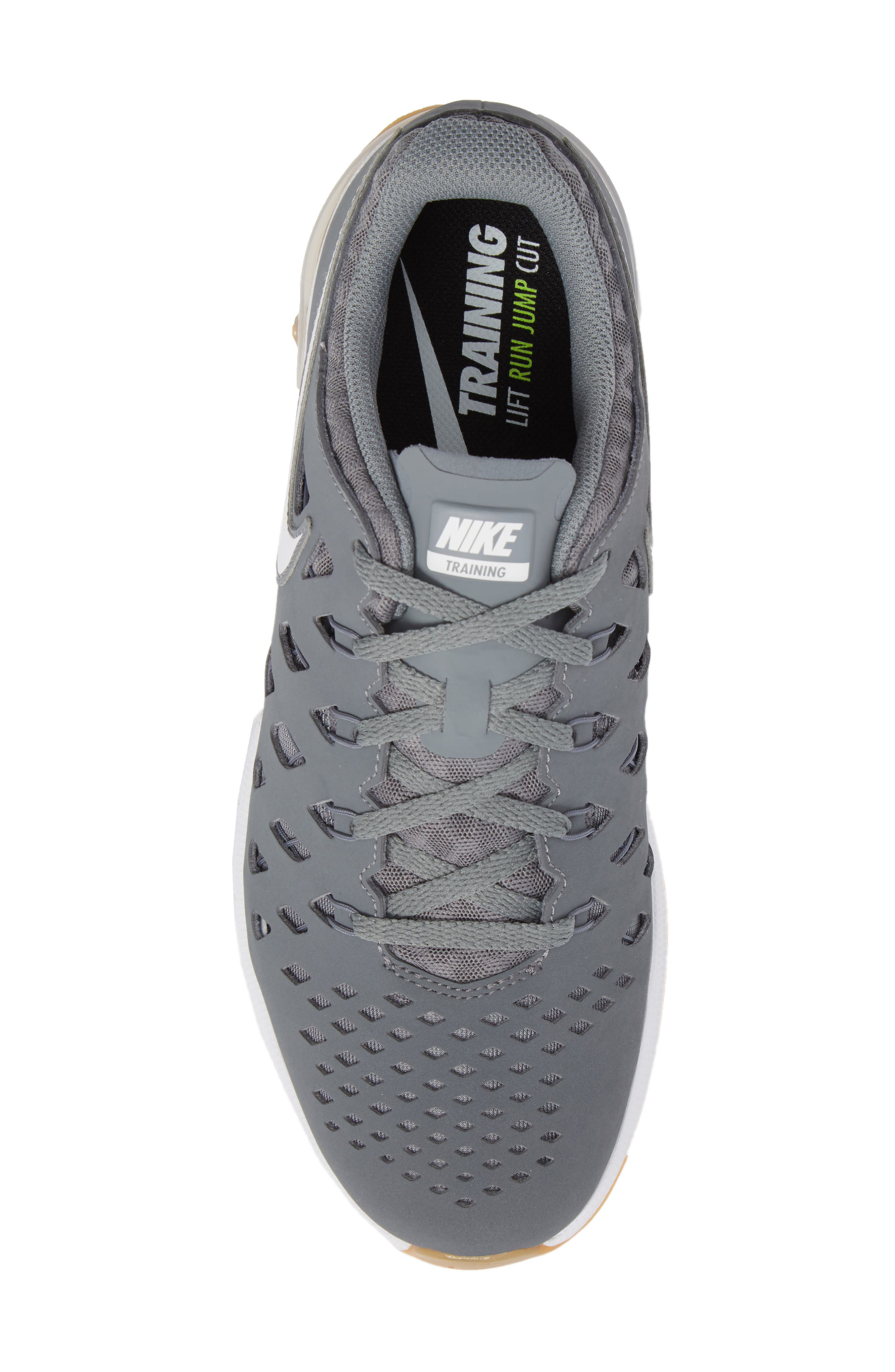 Alternate Image 5  - Nike Air Trainer 180 Training Shoe (Men)