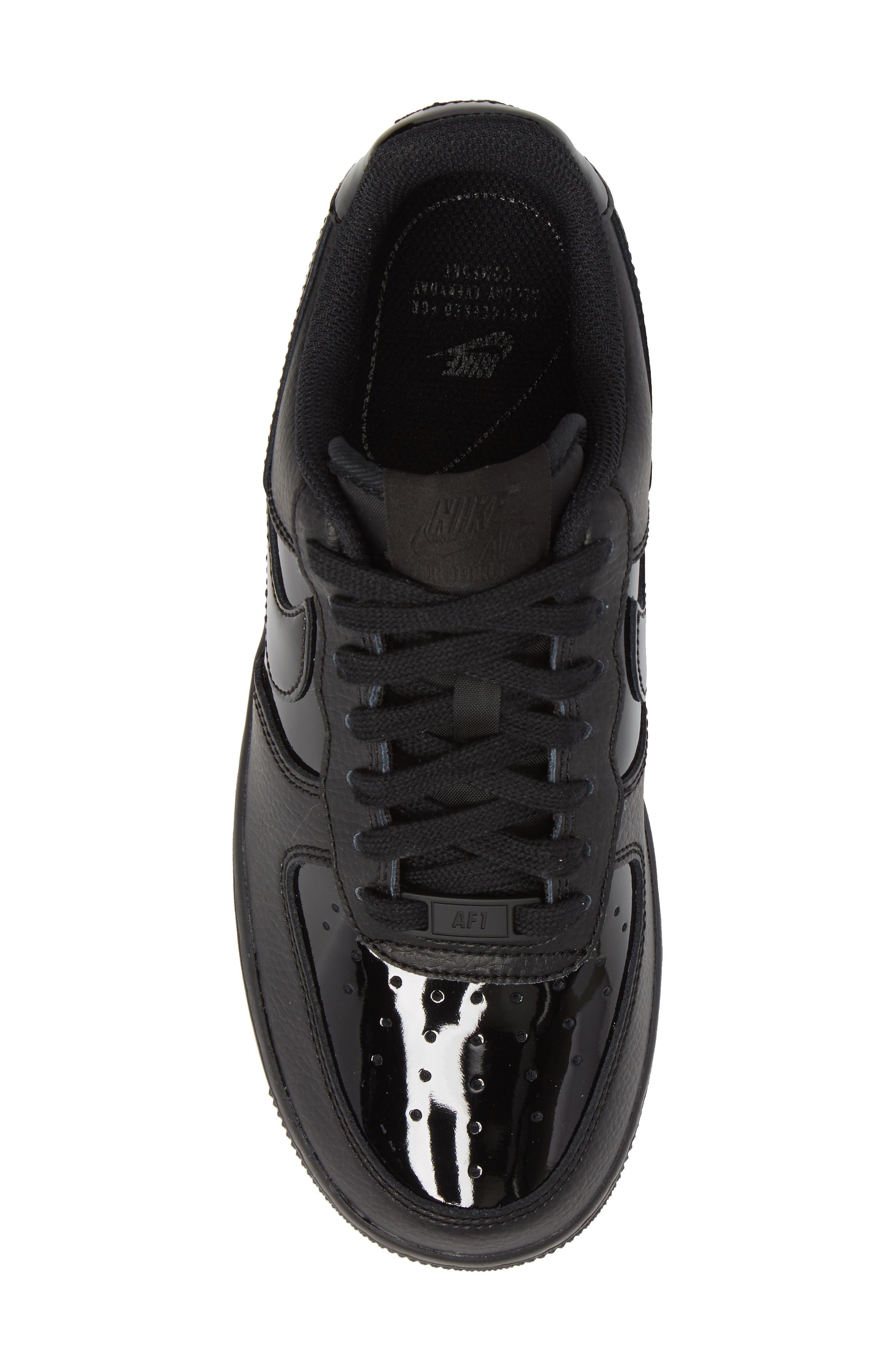 Alternate Image 5  - Nike Air Force 1 '07 Patent Sneaker (Women)