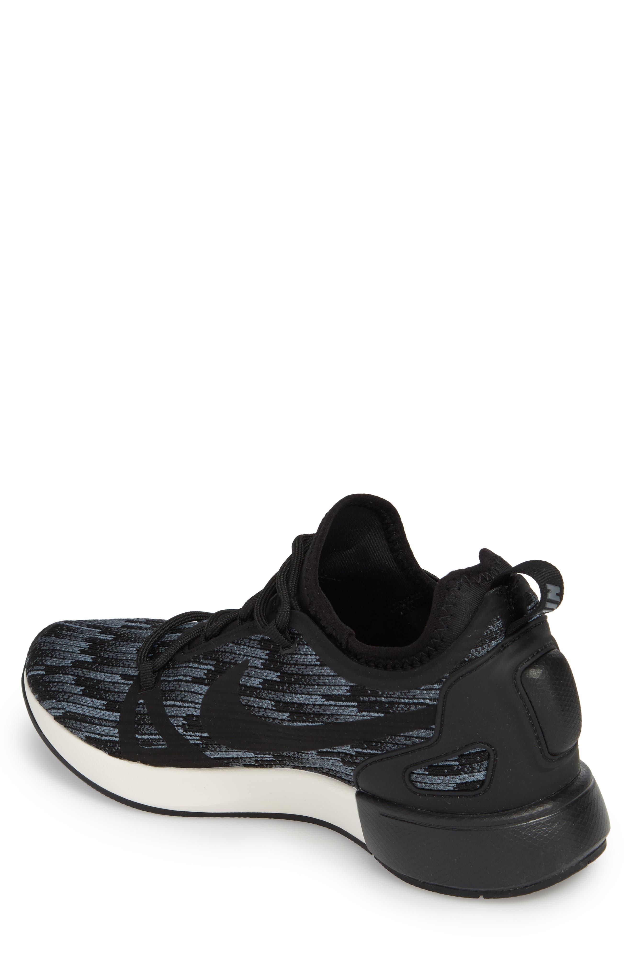 Alternate Image 2  - Nike Duel Racer SE Knit Sneaker (Women)