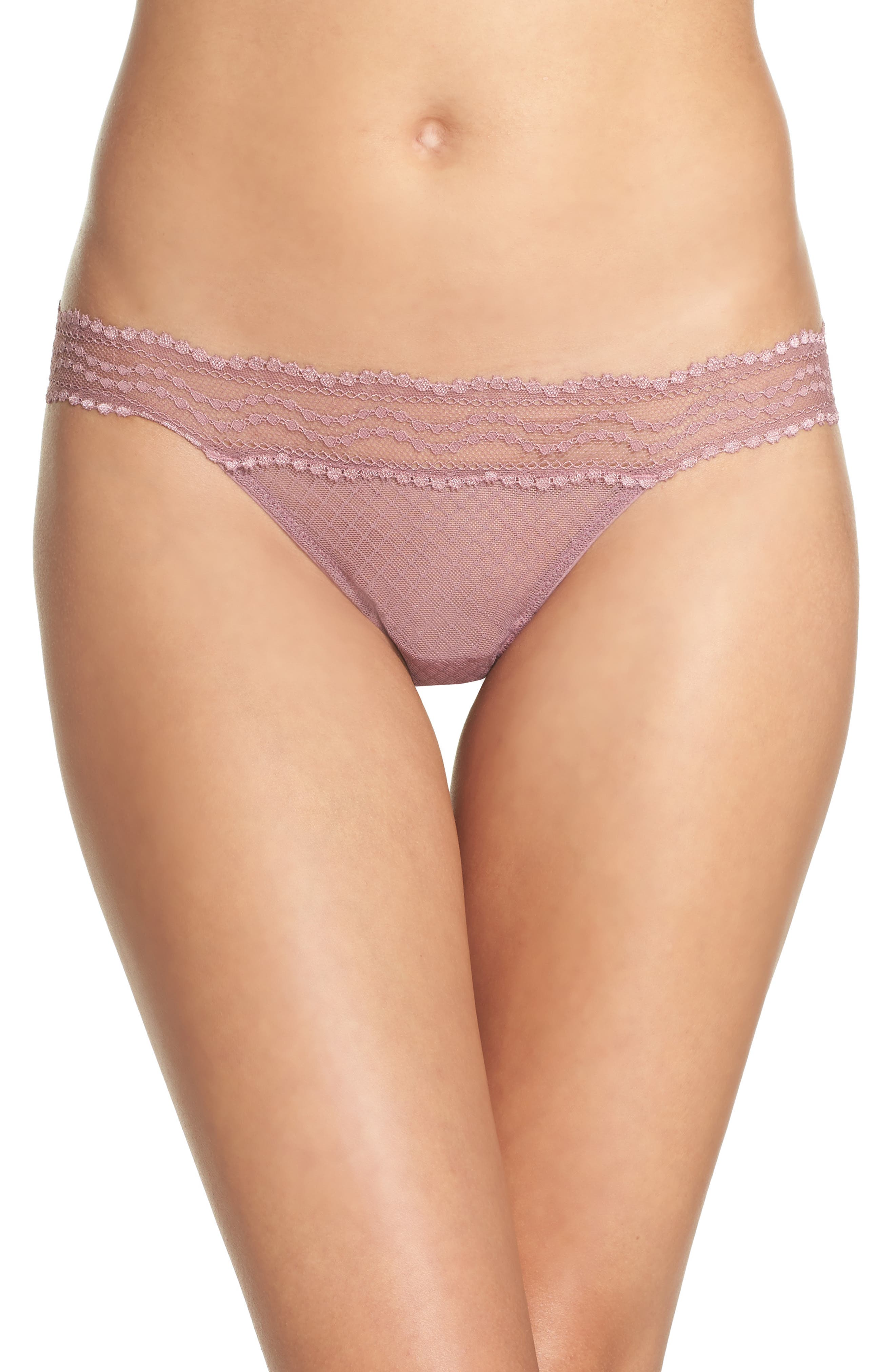 Alternate Image 1 Selected - Vince Camuto Colette Thong (3 for $33)