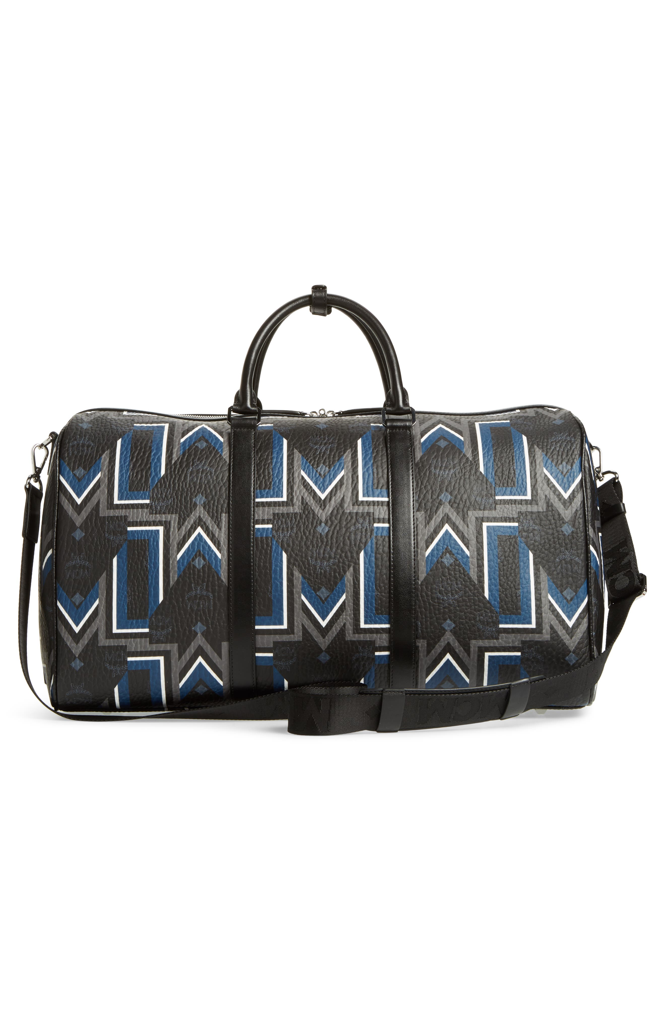 Alternate Image 2  - MCM Gunta Visetos Duffel Bag