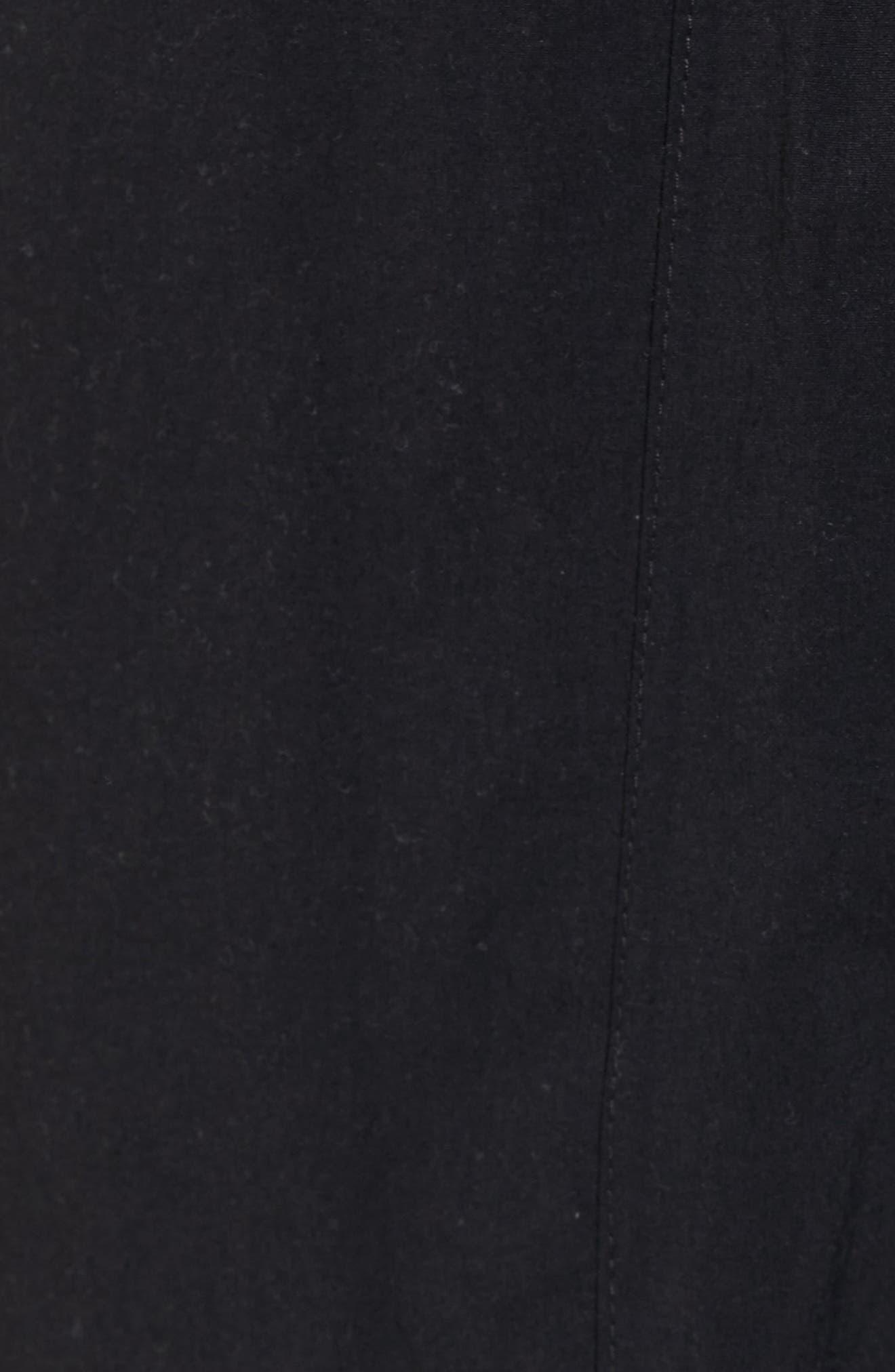 N279 Sweatpants,                             Alternate thumbnail 5, color,                             Black