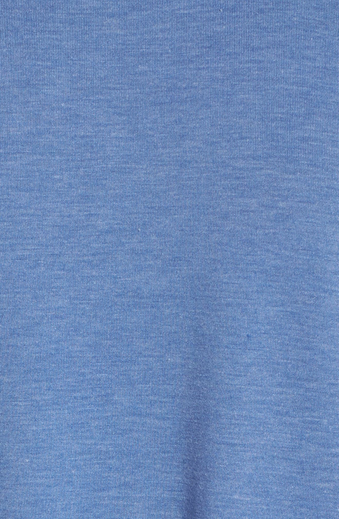 Honeydew All American Sleep Shirt,                             Alternate thumbnail 6, color,                             Sea Breezer