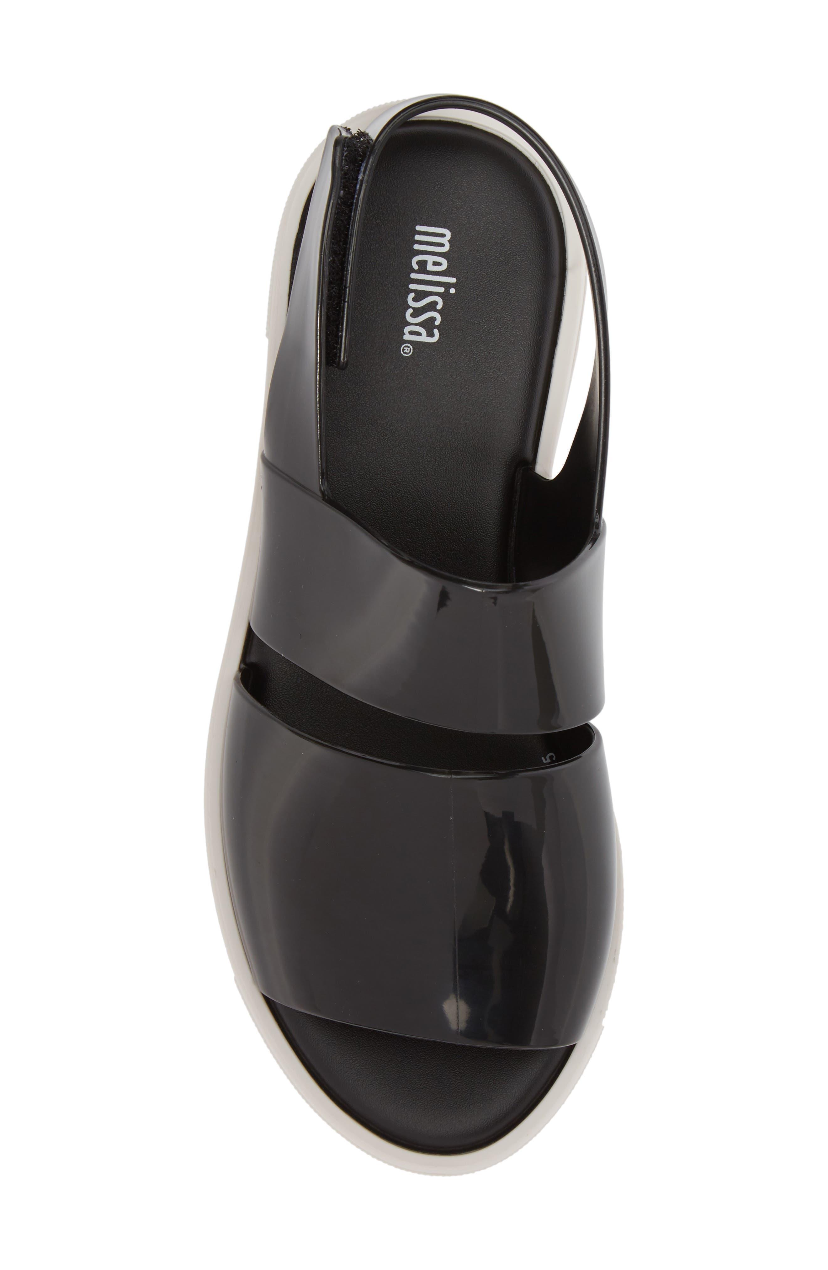 Alternate Image 5  - Melissa Soho Platform Sandal (Women)