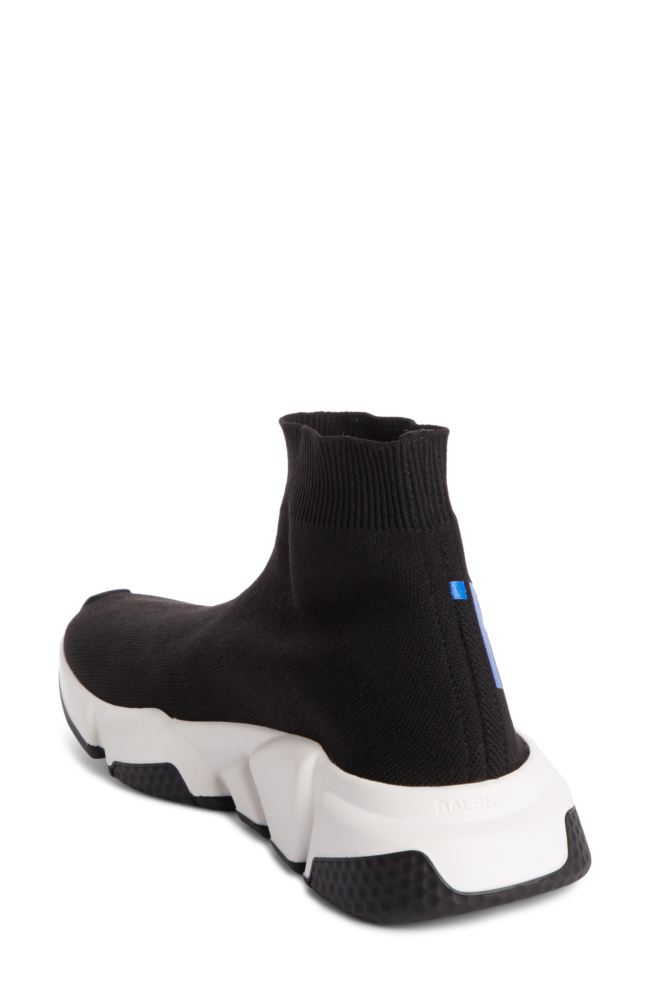 Dream Speed Trainer Sneaker,                             Alternate thumbnail 2, color,                             Black/ Blue