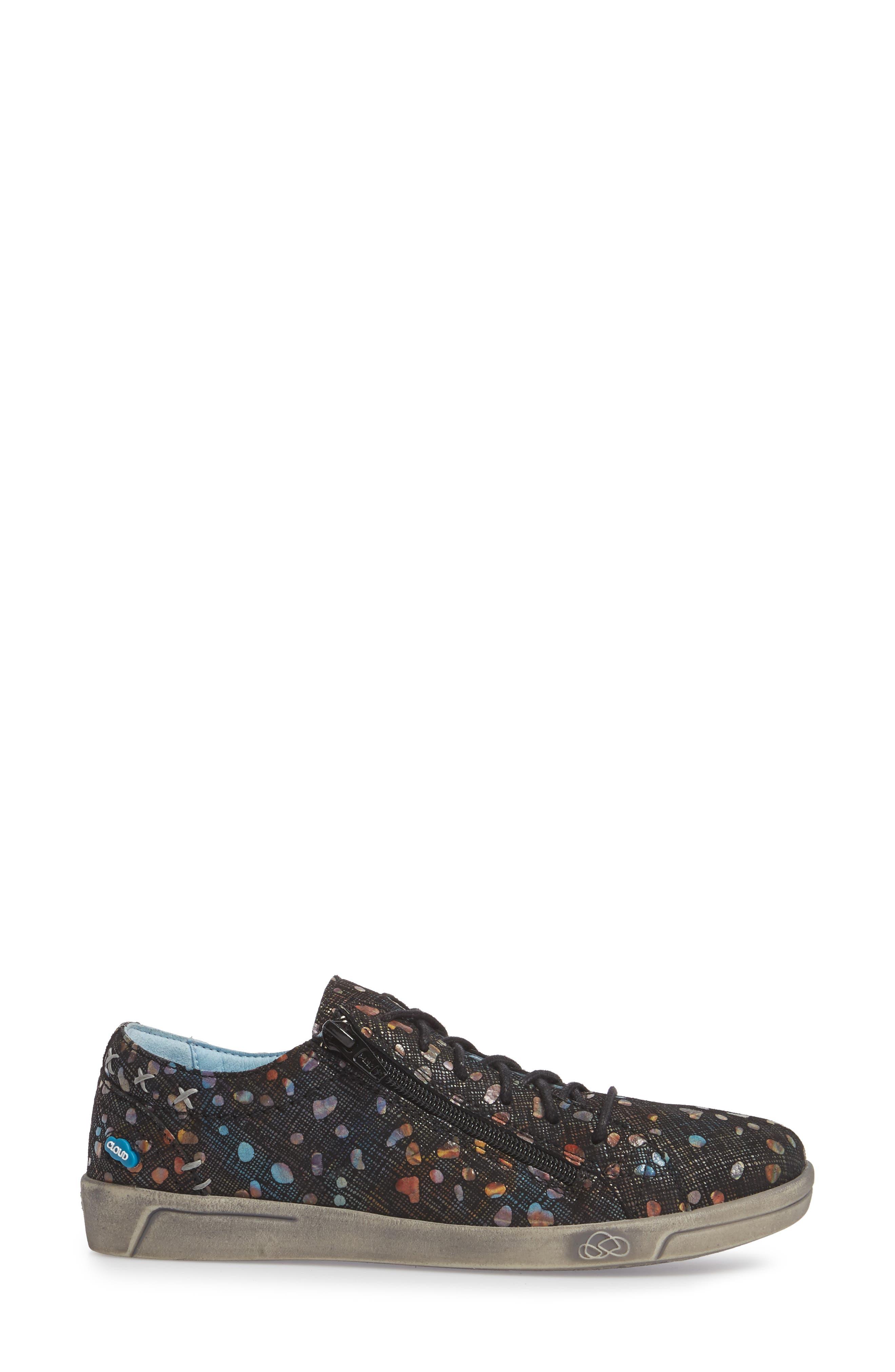 Alternate Image 3  - CLOUD 'Aika' Leather Sneaker (Women)