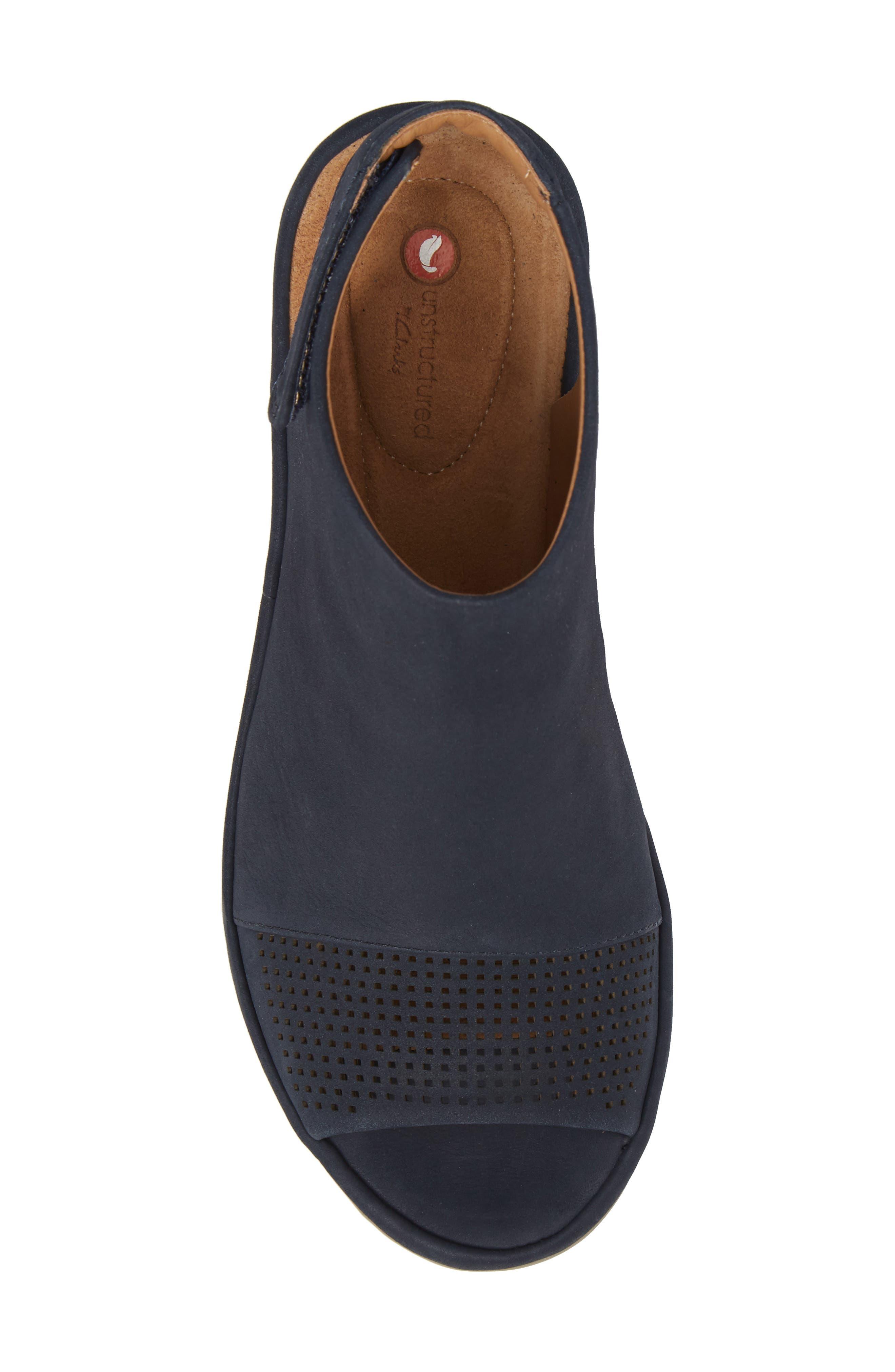 Alternate Image 5  - Clarks® Wynnmere Abie Wedge Sandal (Women)