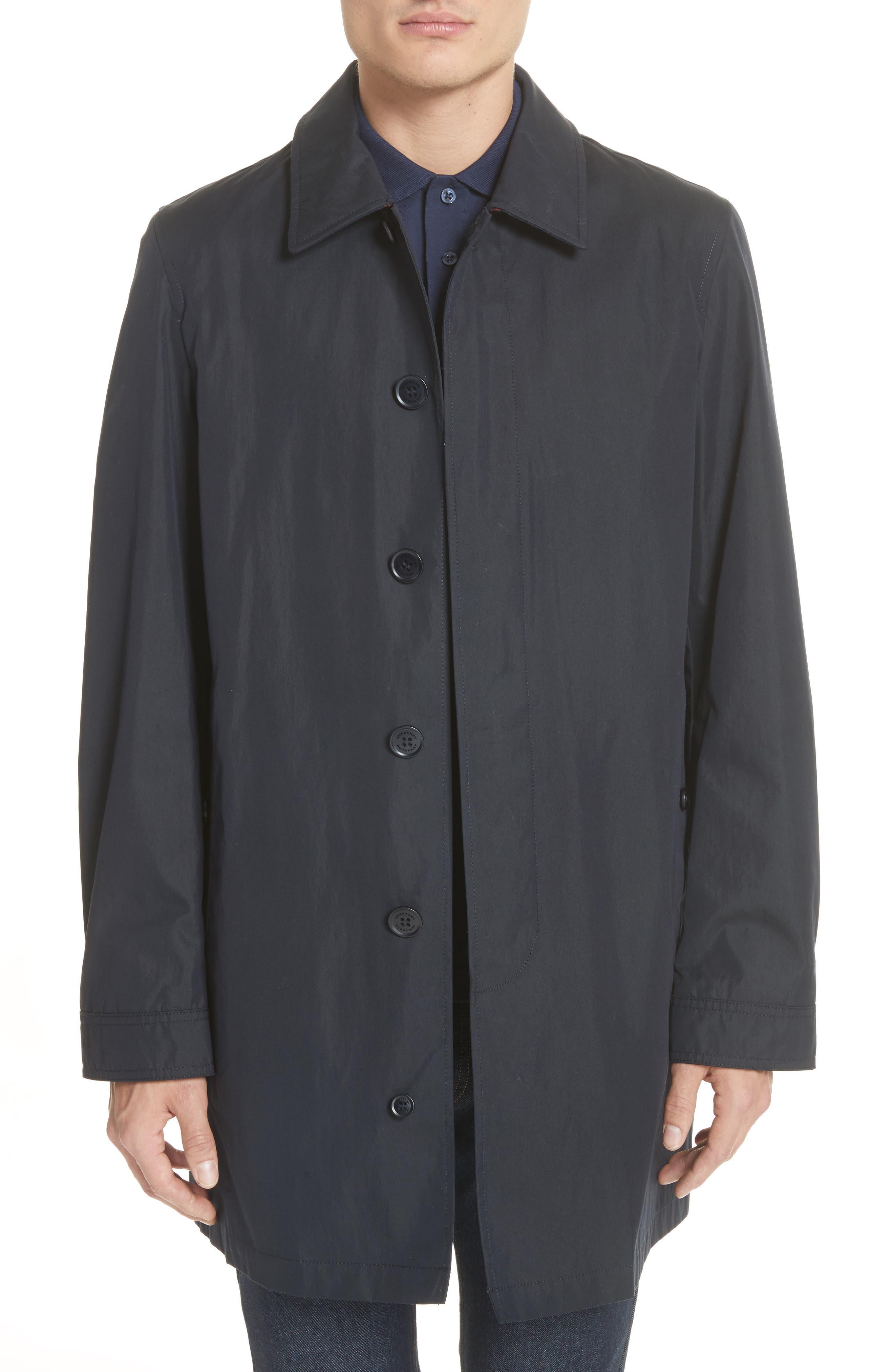 Main Image - Burberry Hardwick Regular Fit Technical Jacket