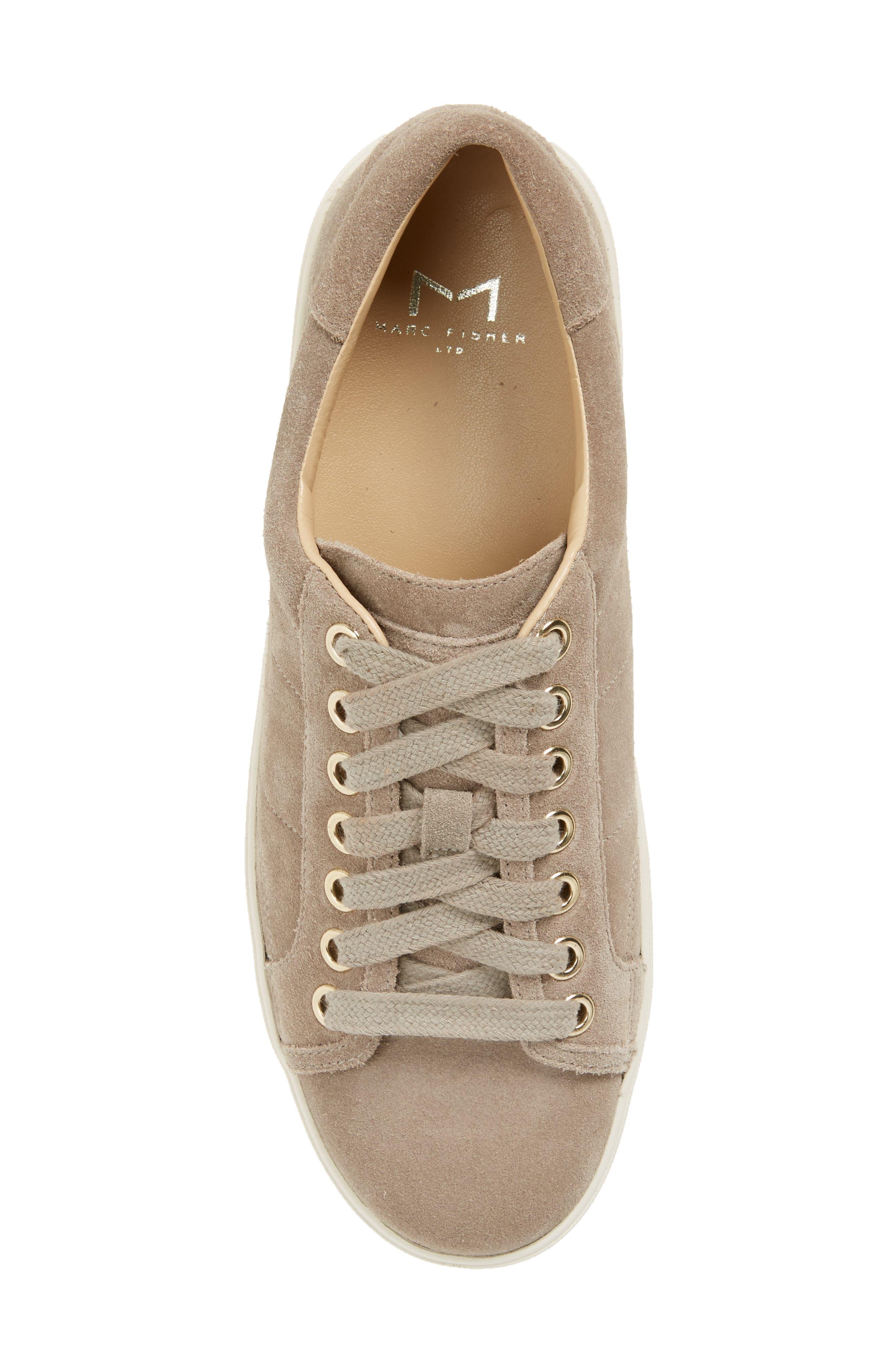 Alternate Image 5  - Marc Fisher LTD Emmy Platform Sneaker (Women)