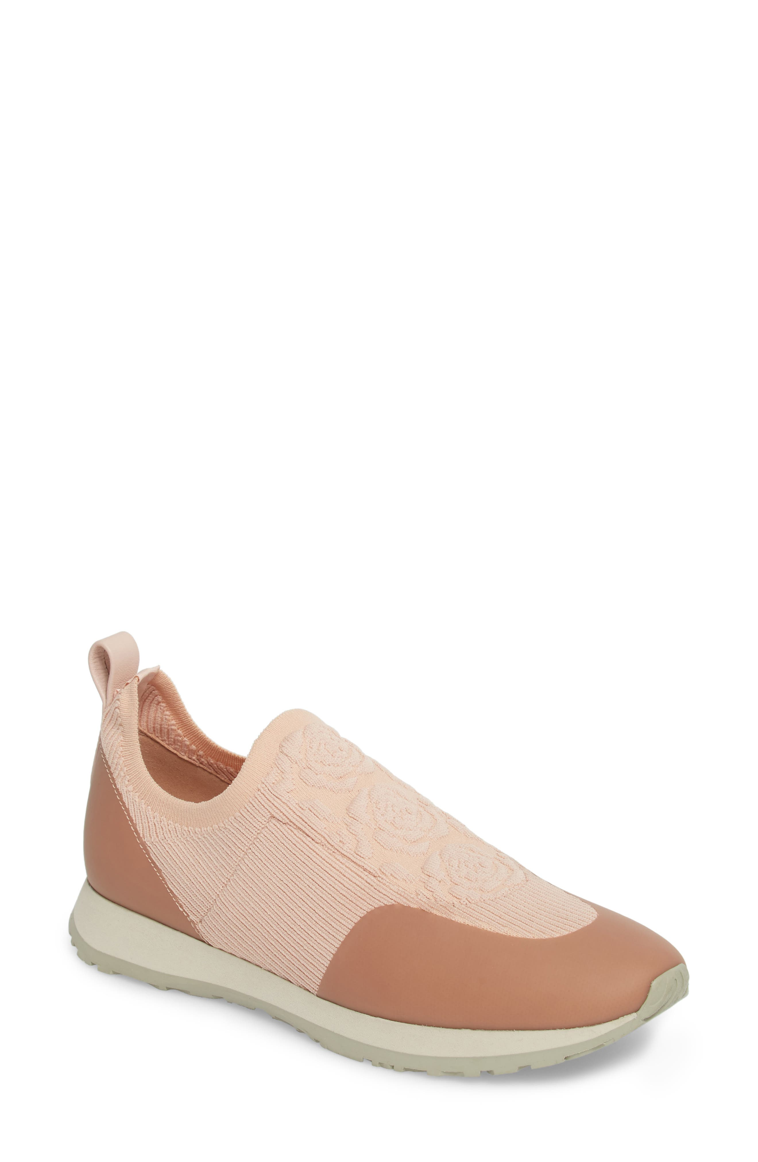Alternate Image 1 Selected - Taryn Rose Cara Slip-On Sneaker (Women)