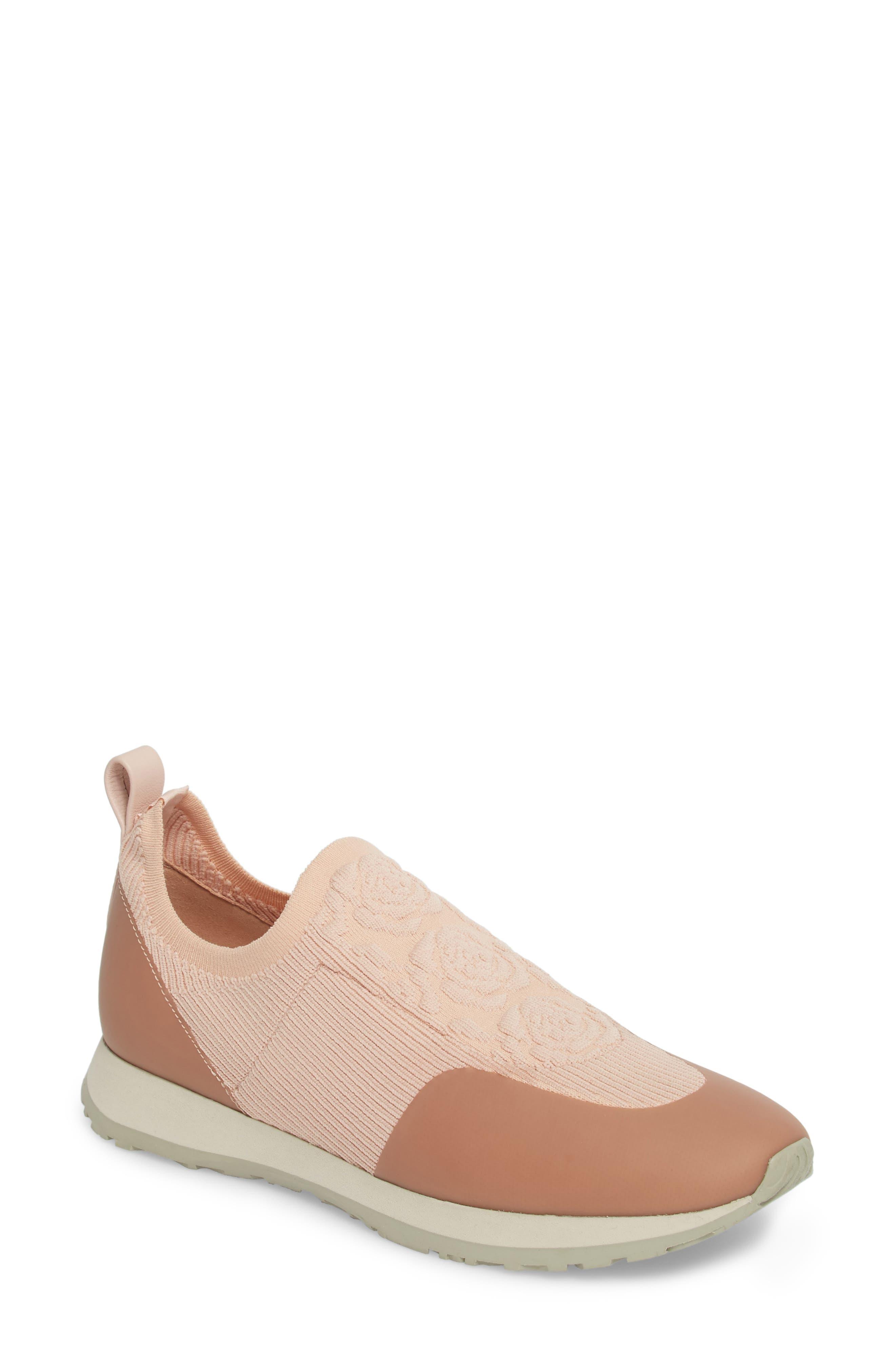 Main Image - Taryn Rose Cara Slip-On Sneaker (Women)