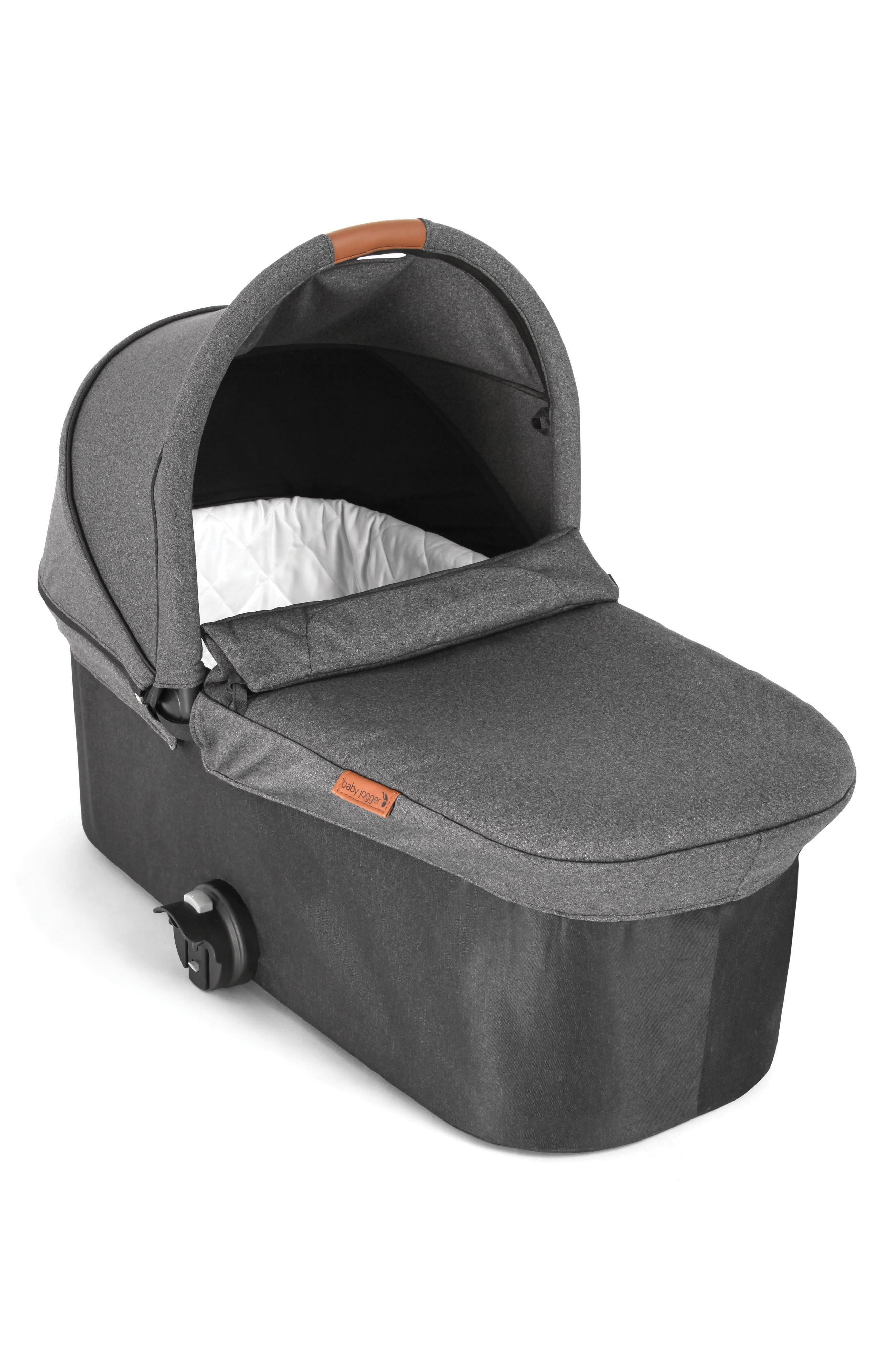 Deluxe Pram Converter Kit for City Mini<sup>®</sup> 2018 Special Edition 10-Year Anniversary All-Terrain Stroller,                             Main thumbnail 1, color,                             Grey