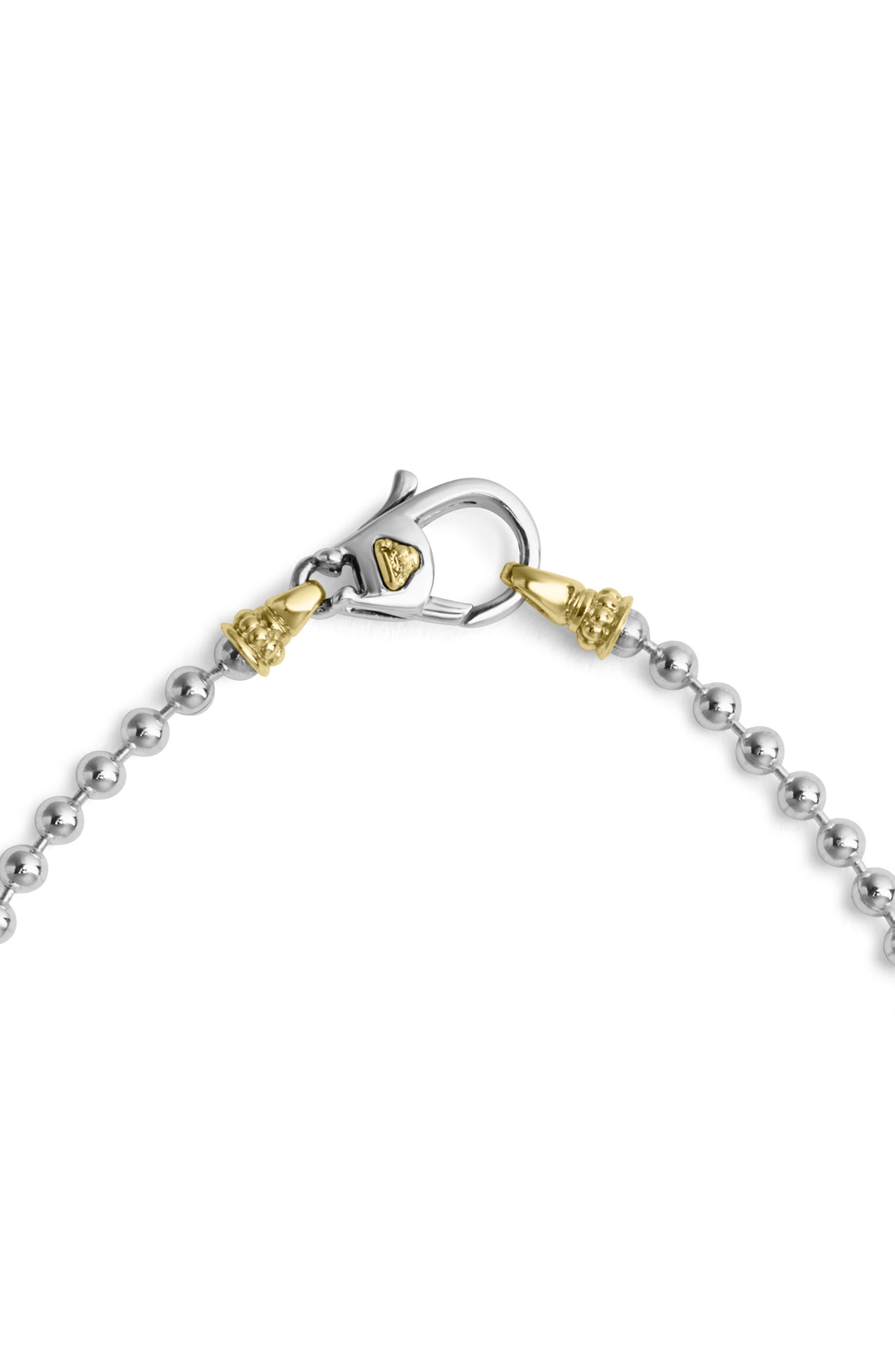Beloved Oval Plate Bracelet,                             Alternate thumbnail 2, color,                             Silver