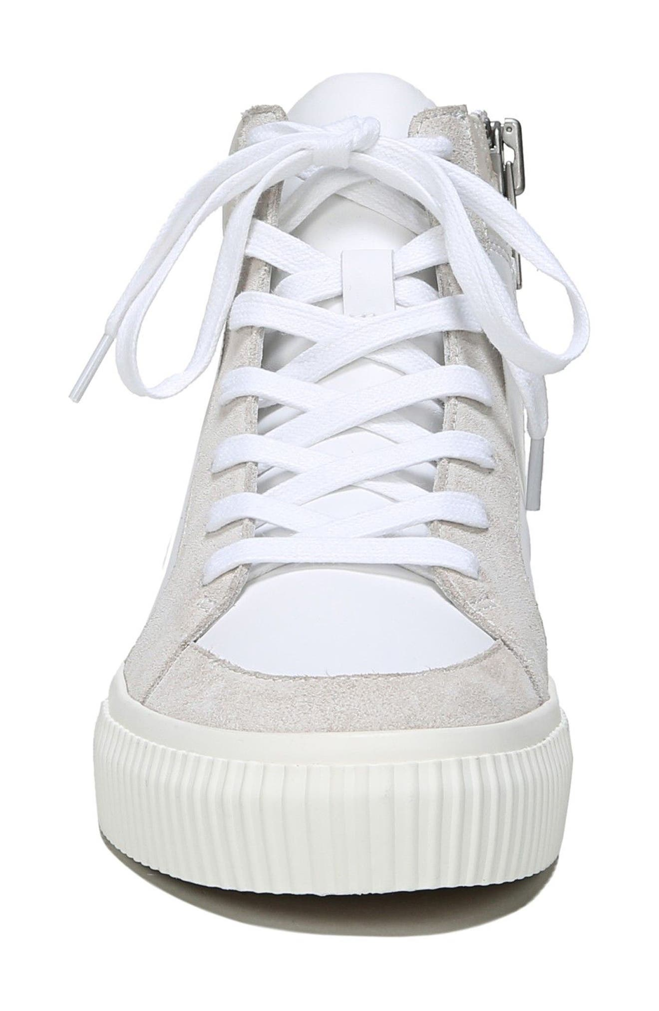 Kiles High-Top Sneaker,                             Alternate thumbnail 4, color,                             Horchata