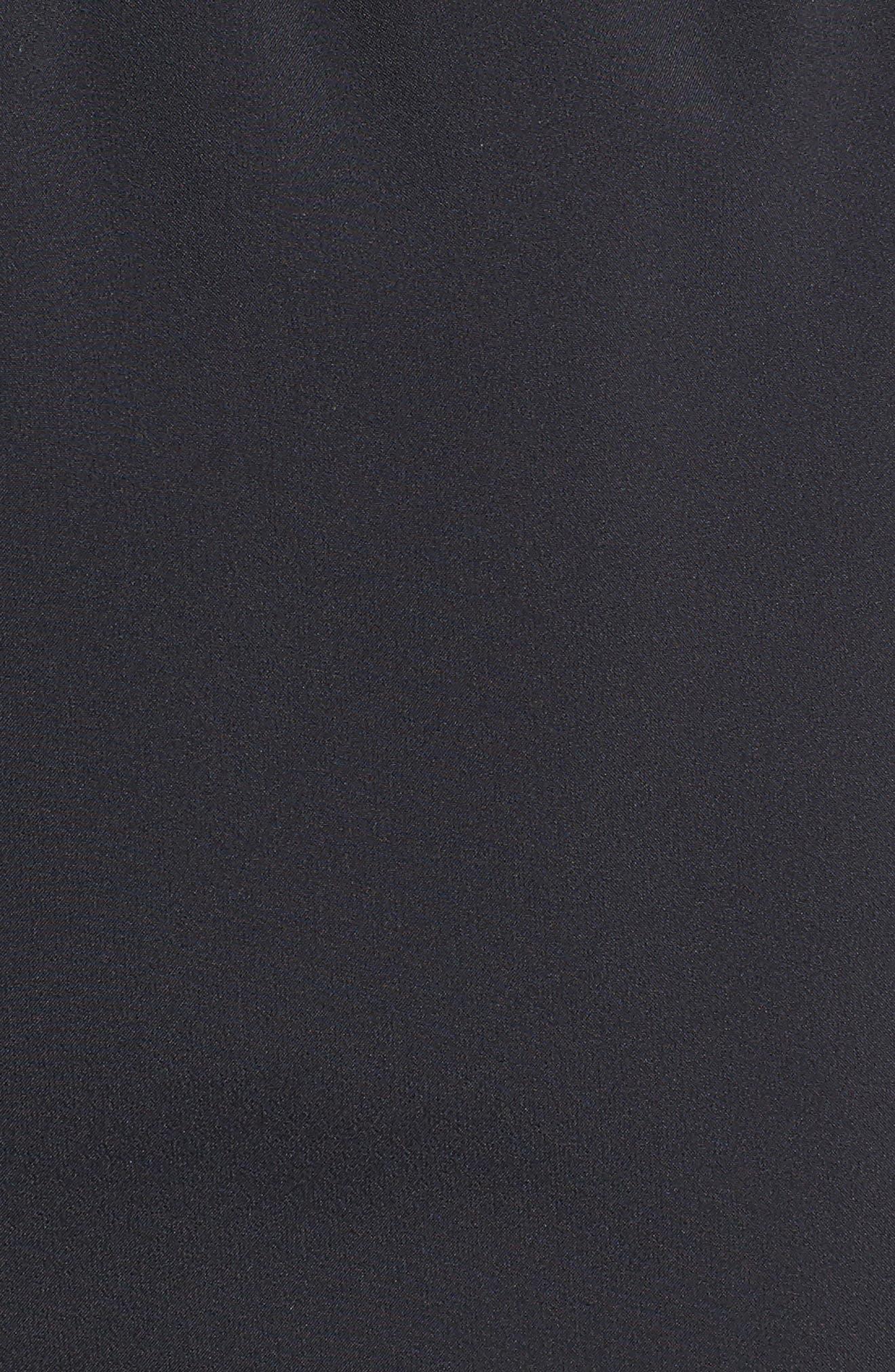 Flex Distance Shorts,                             Alternate thumbnail 5, color,                             Black/ Black