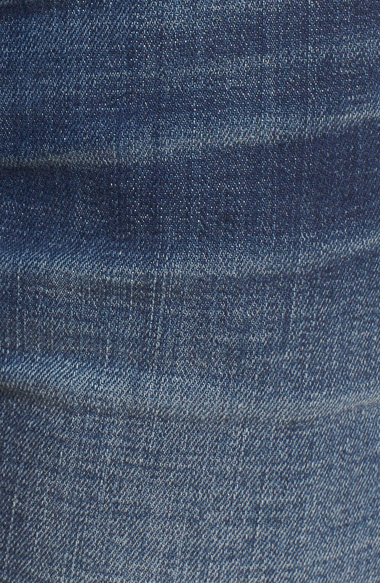 Jayde Shorts,                             Alternate thumbnail 5, color,                             Hardware Blue