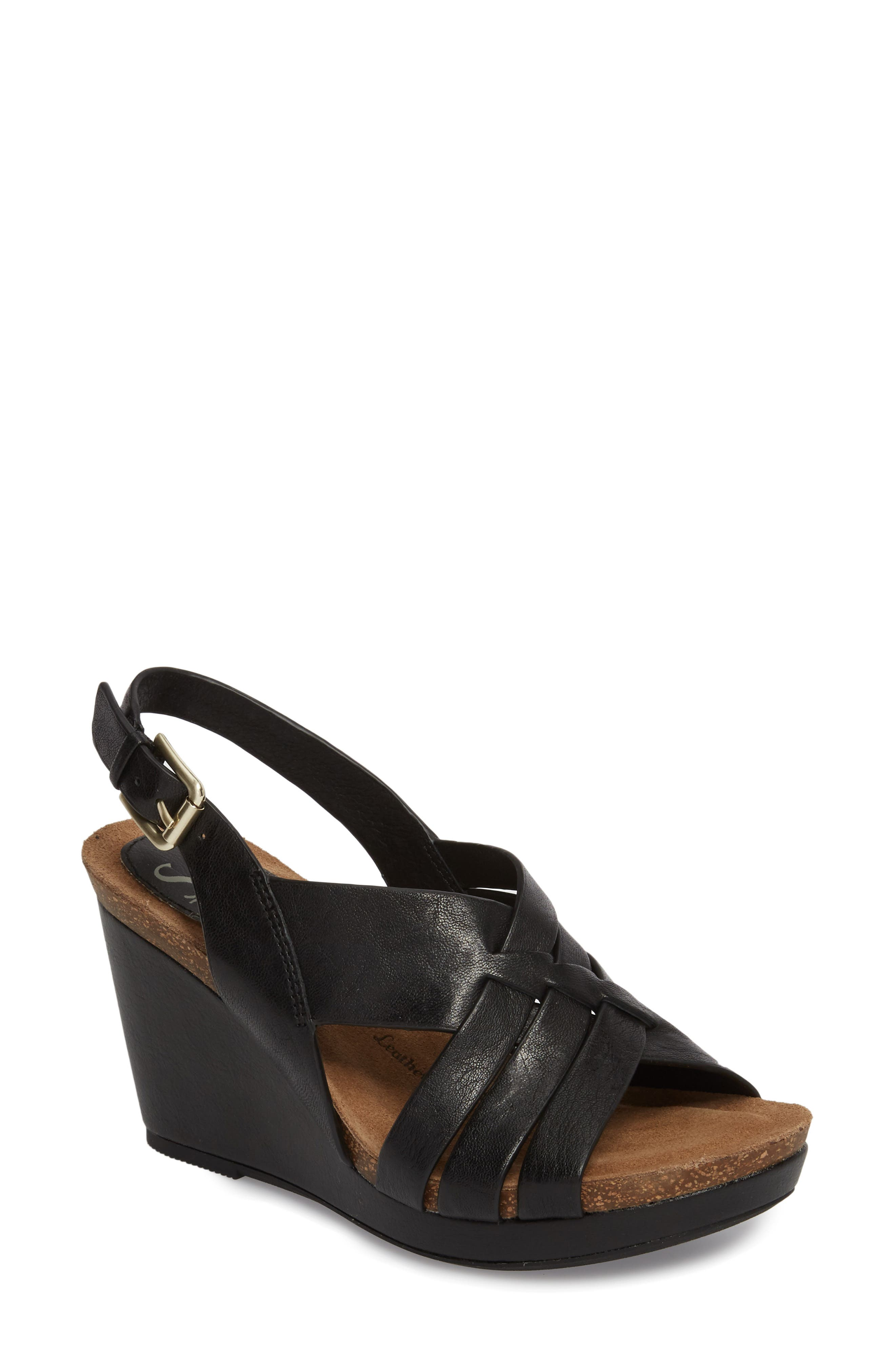 Söfft Chesny Wedge Sandal (Women)