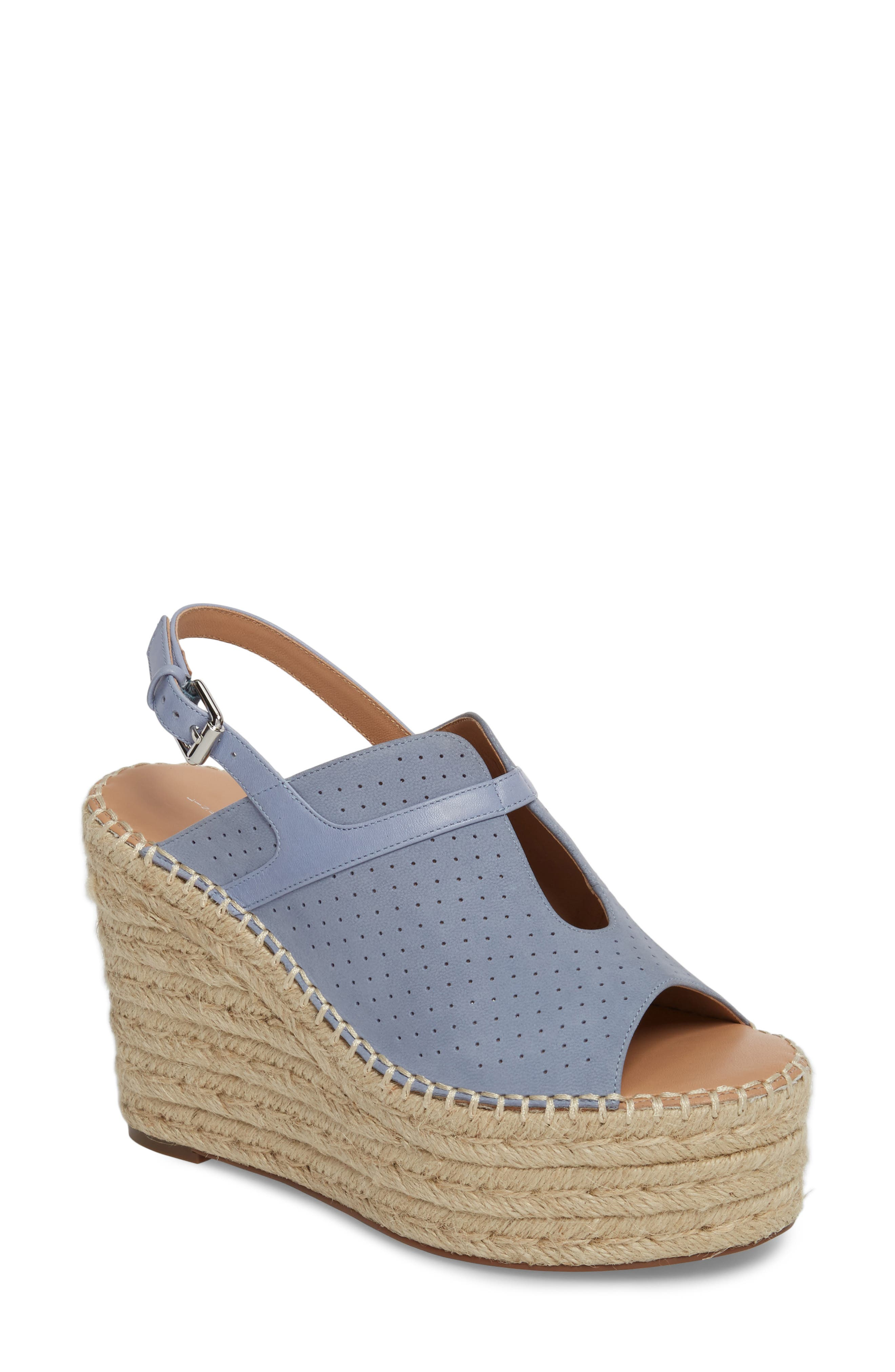 Linea Paolo Everly Espadrille Wedge Sandal (Women)