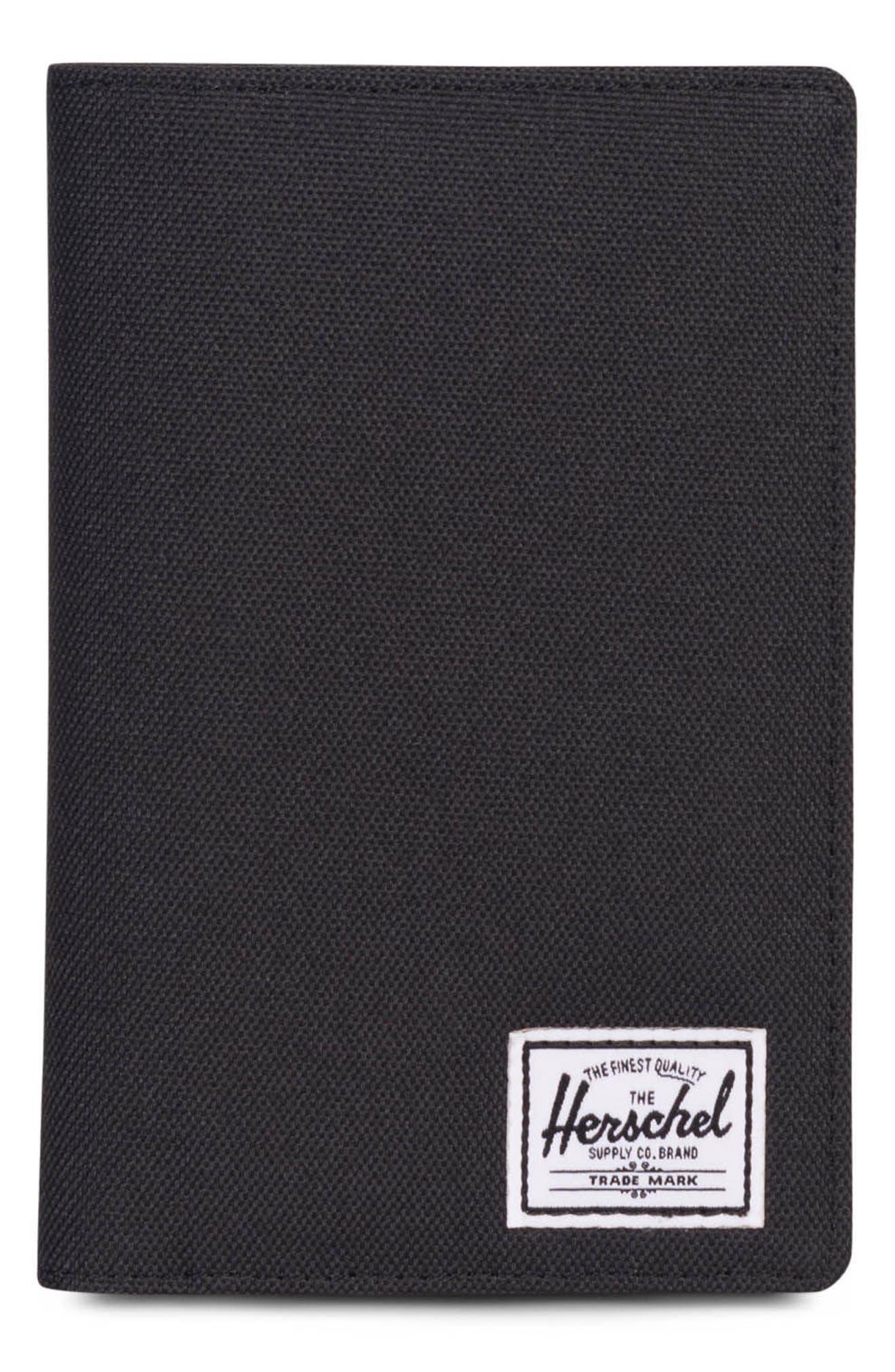 Main Image - Herschel Supply Co. Search Passport Holder