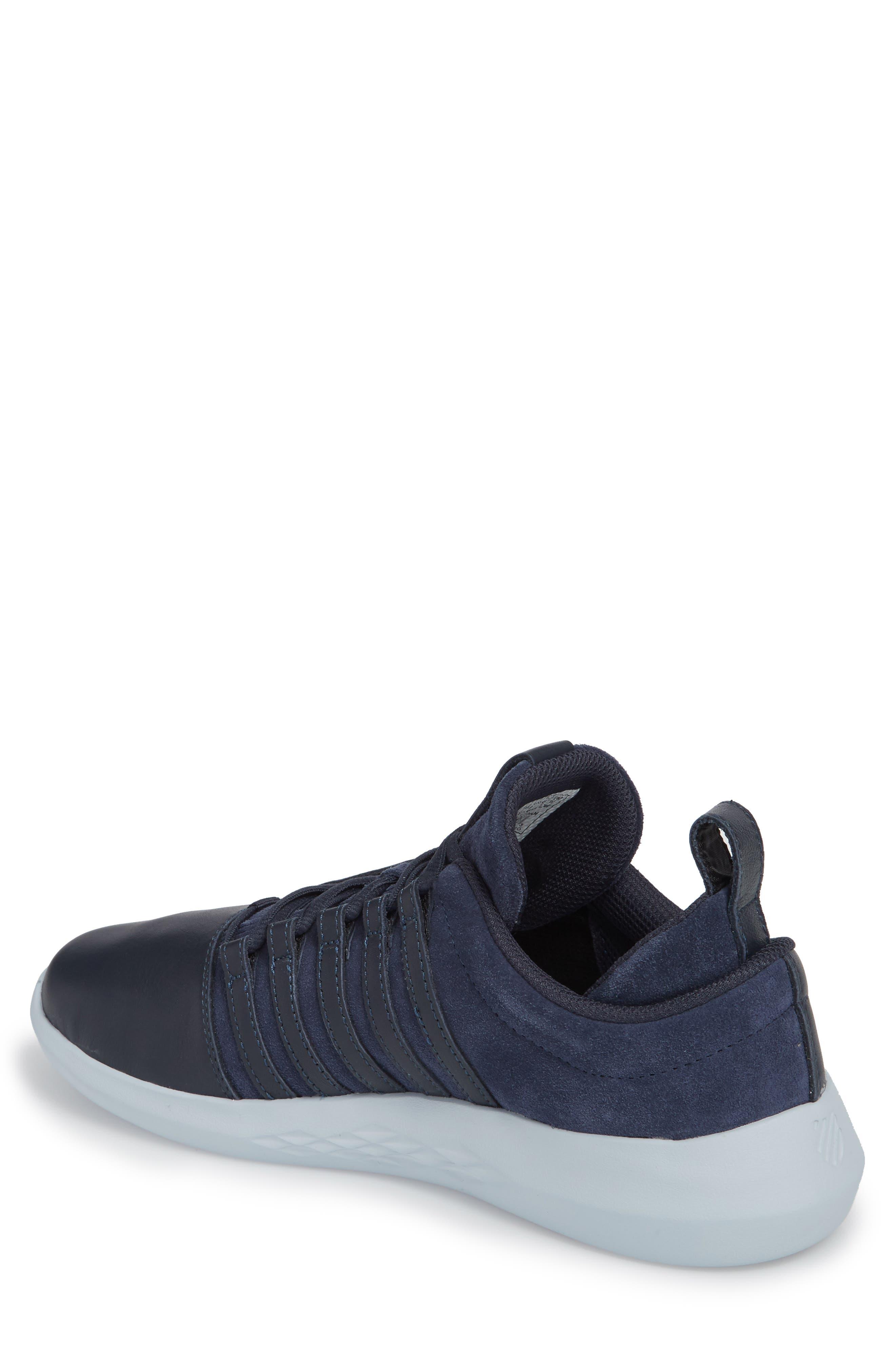 Gen-K Icon Sneaker,                             Alternate thumbnail 2, color,                             Navy/Celestial Blue