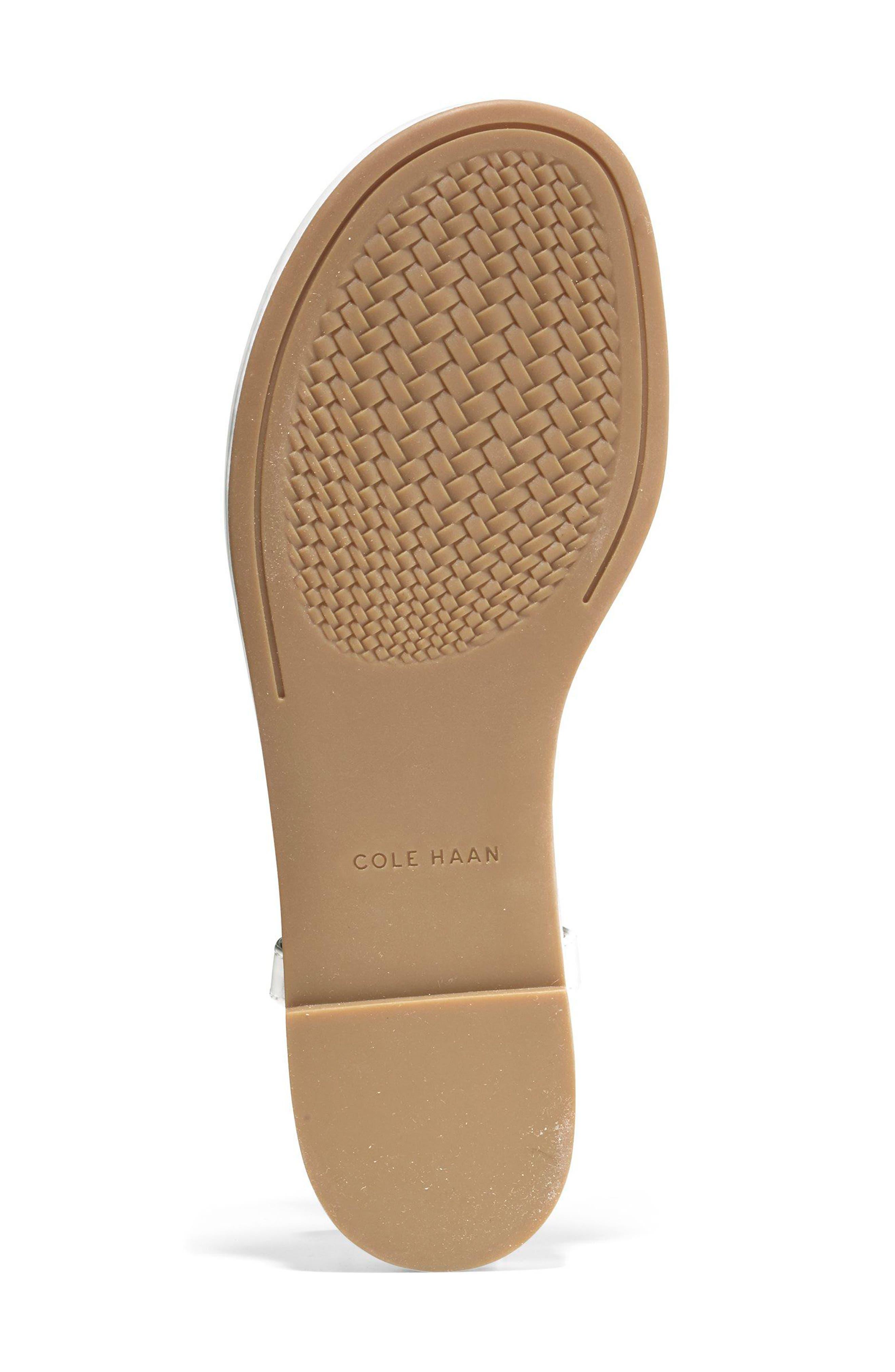 Tali Bow Sandal,                             Alternate thumbnail 6, color,                             Optic White Patent