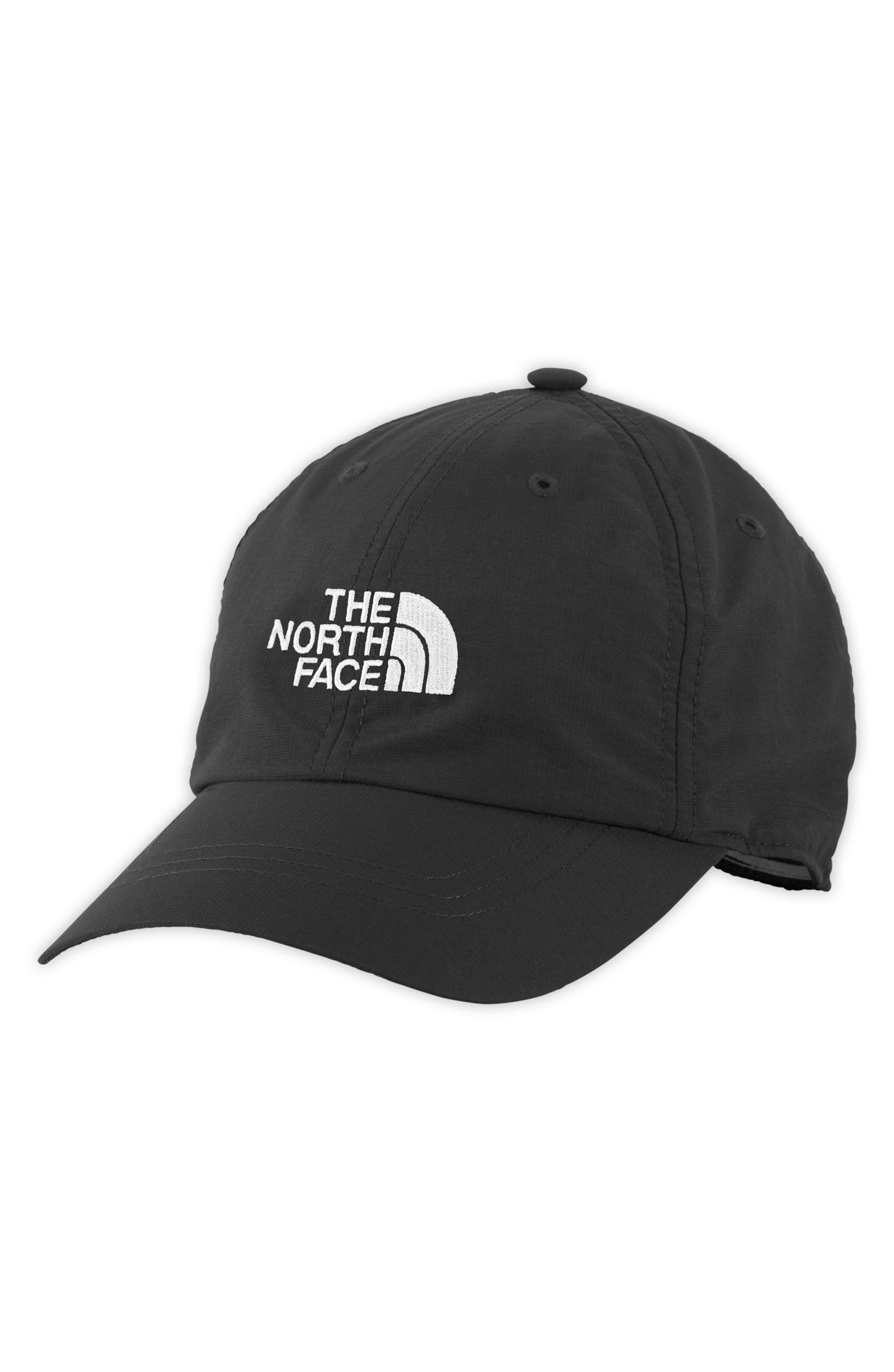 Horizon Baseball Cap,                         Main,                         color, Tnf Black