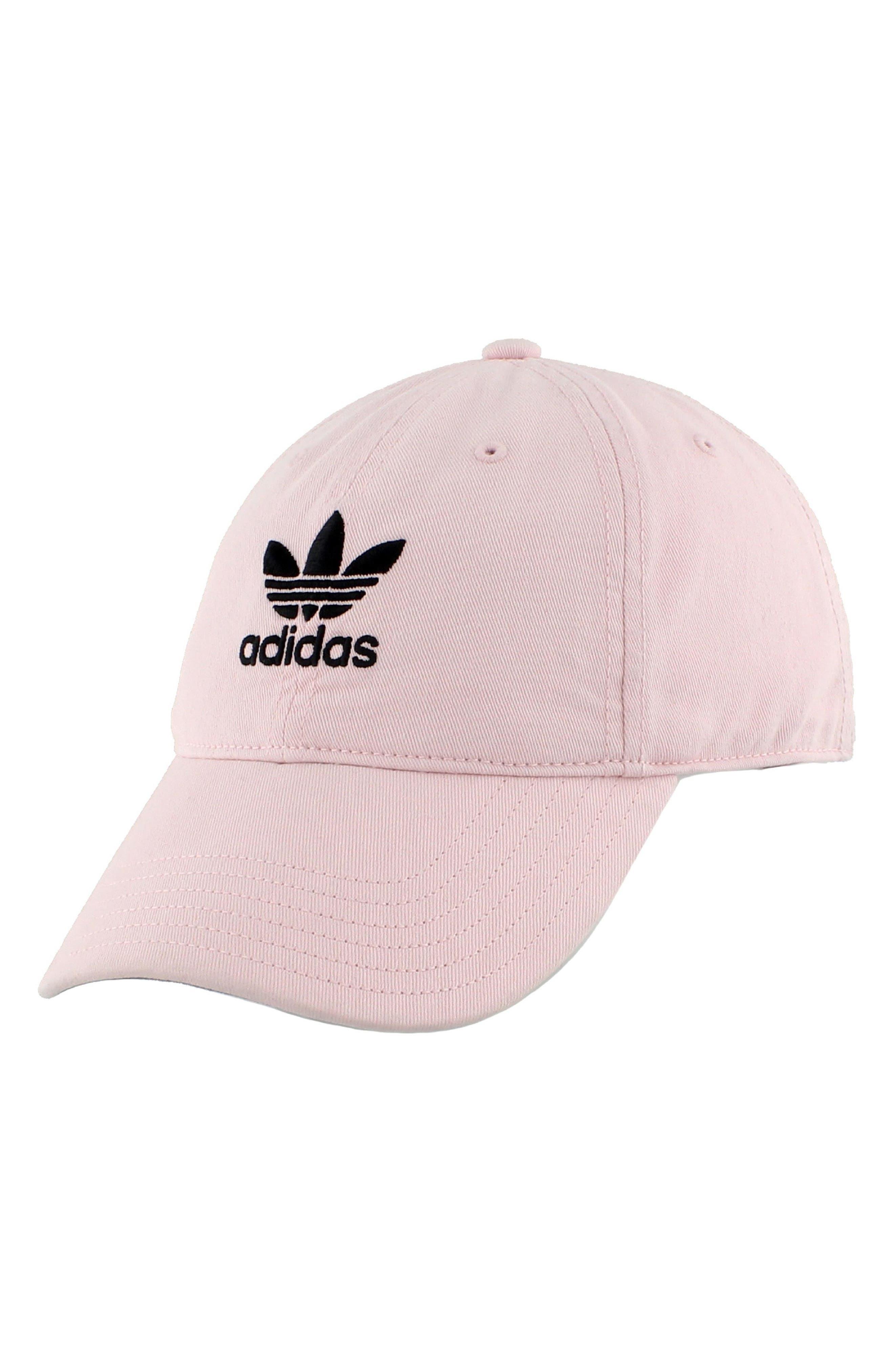7e4c784a854 Adidas Originals Originals Precurved Washed Strapback Hat