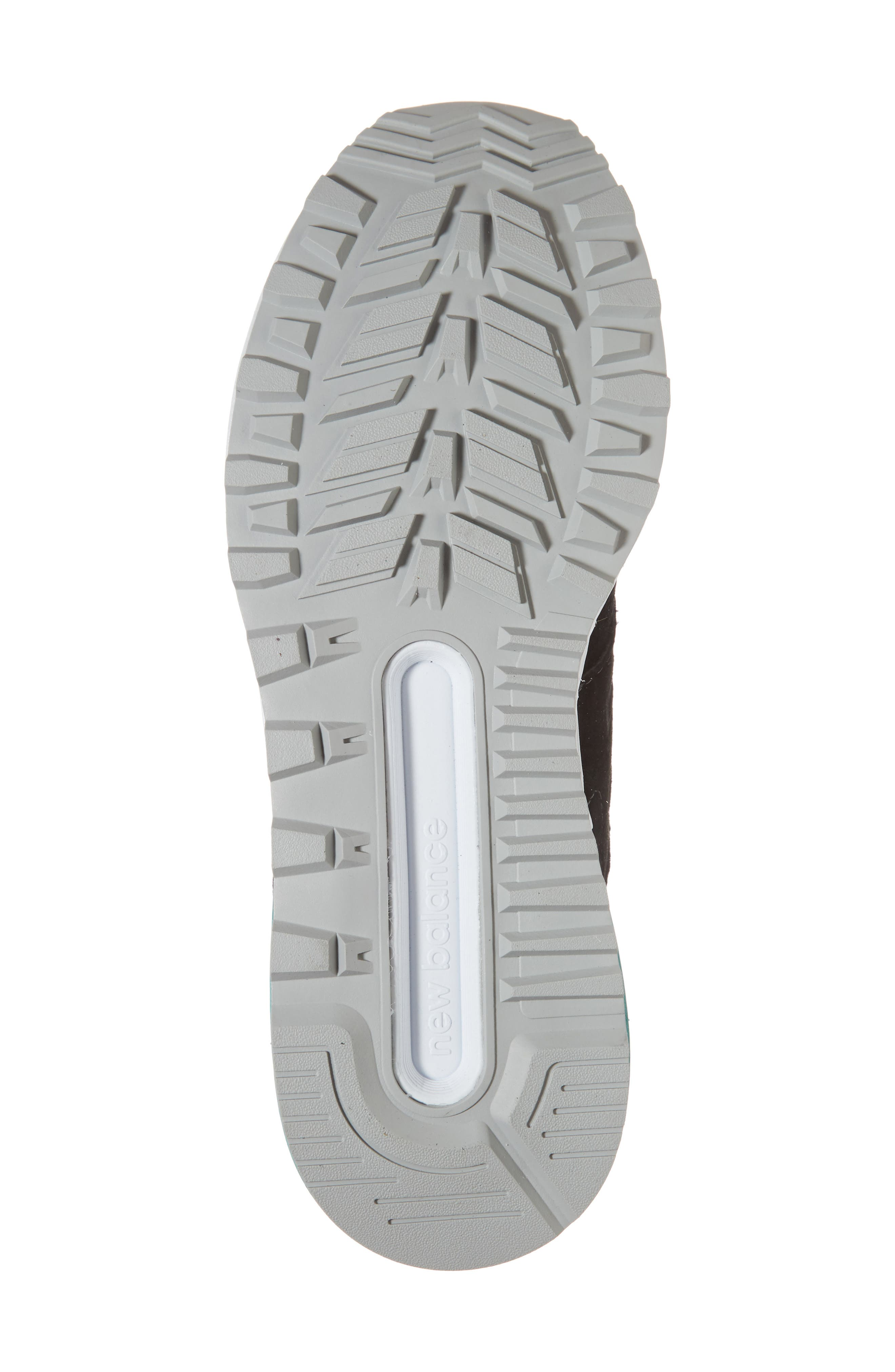 574 Sport Sneaker,                             Alternate thumbnail 6, color,                             Black