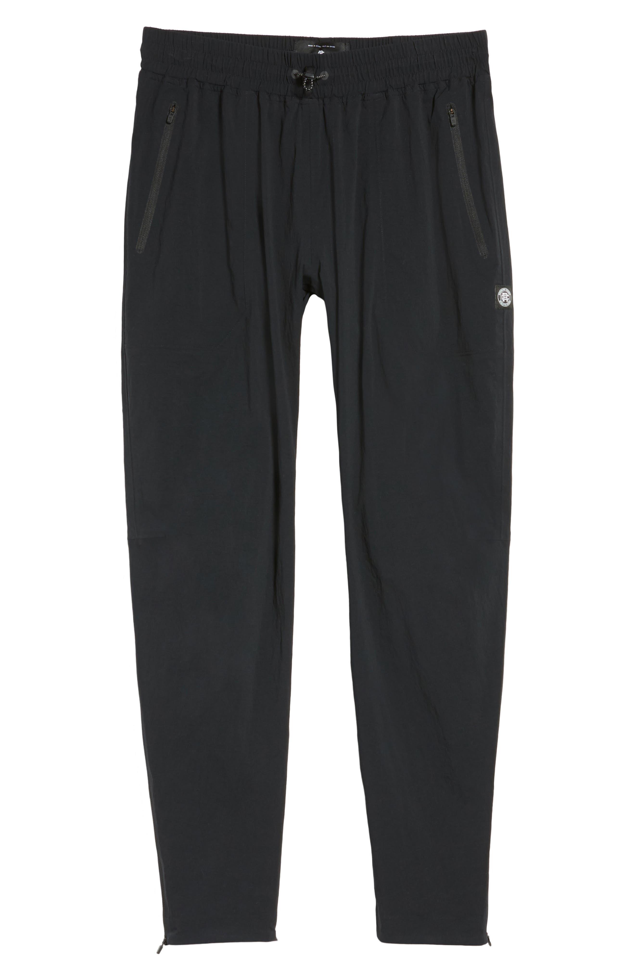 N279 Sweatpants,                             Alternate thumbnail 6, color,                             Black