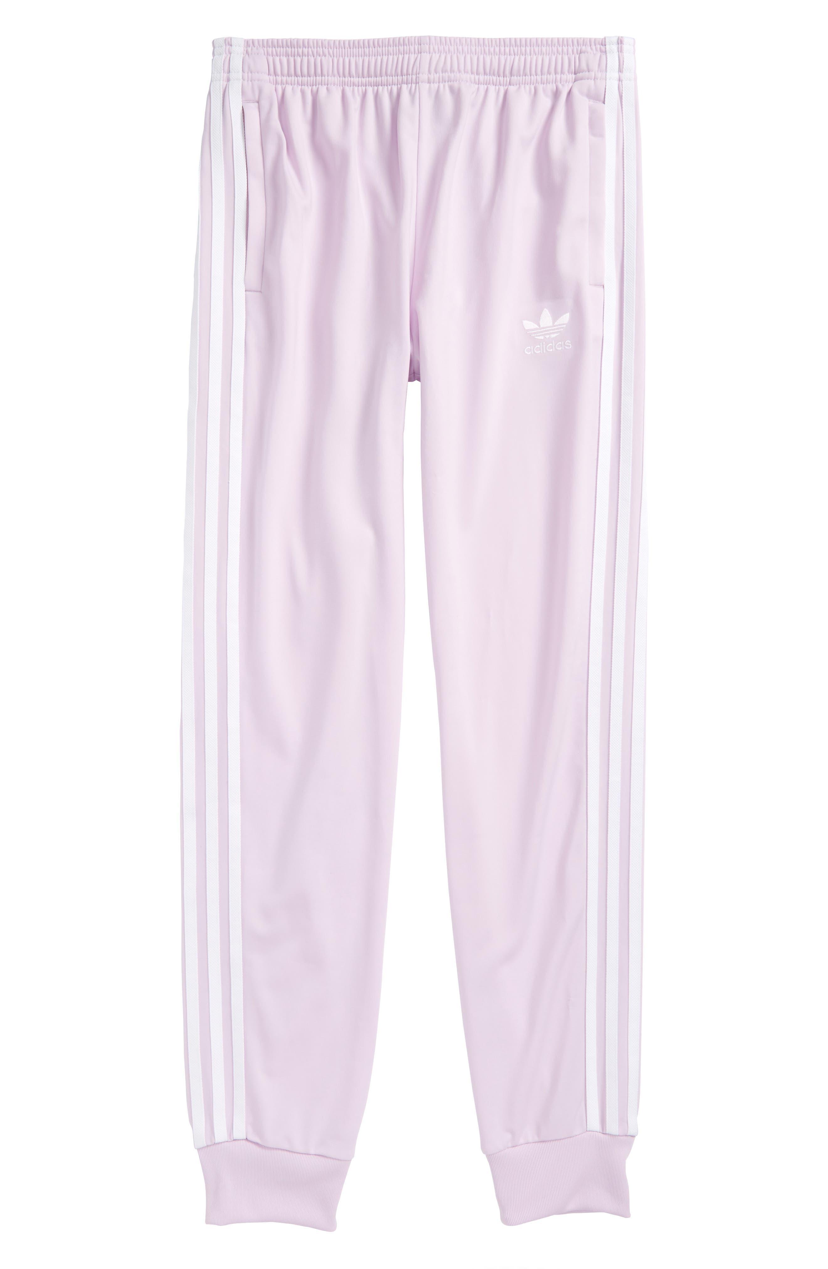 adidas SST Track Pants (Big Girls)