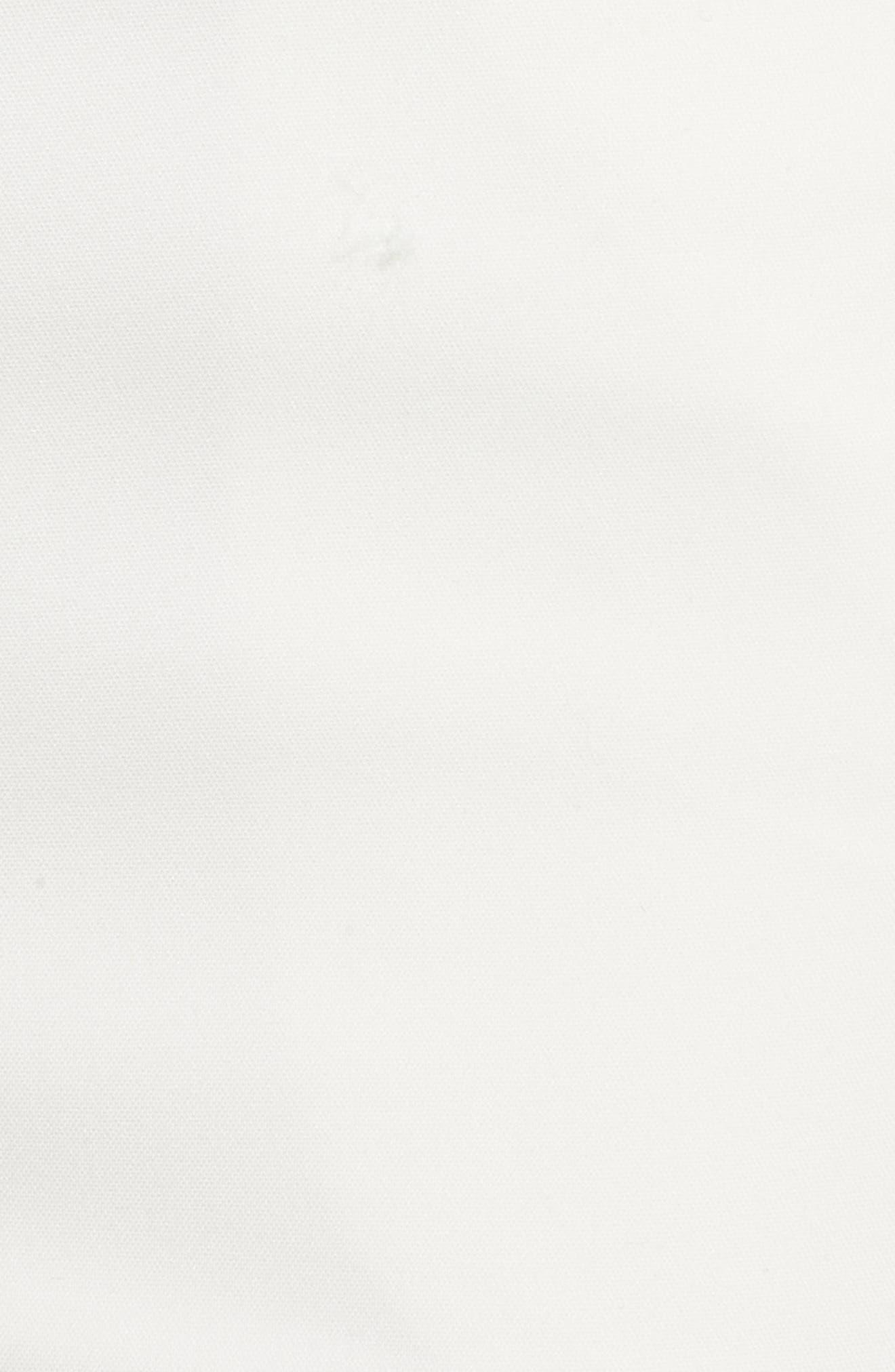 Flare Leg Sailor Pants,                             Alternate thumbnail 5, color,                             White