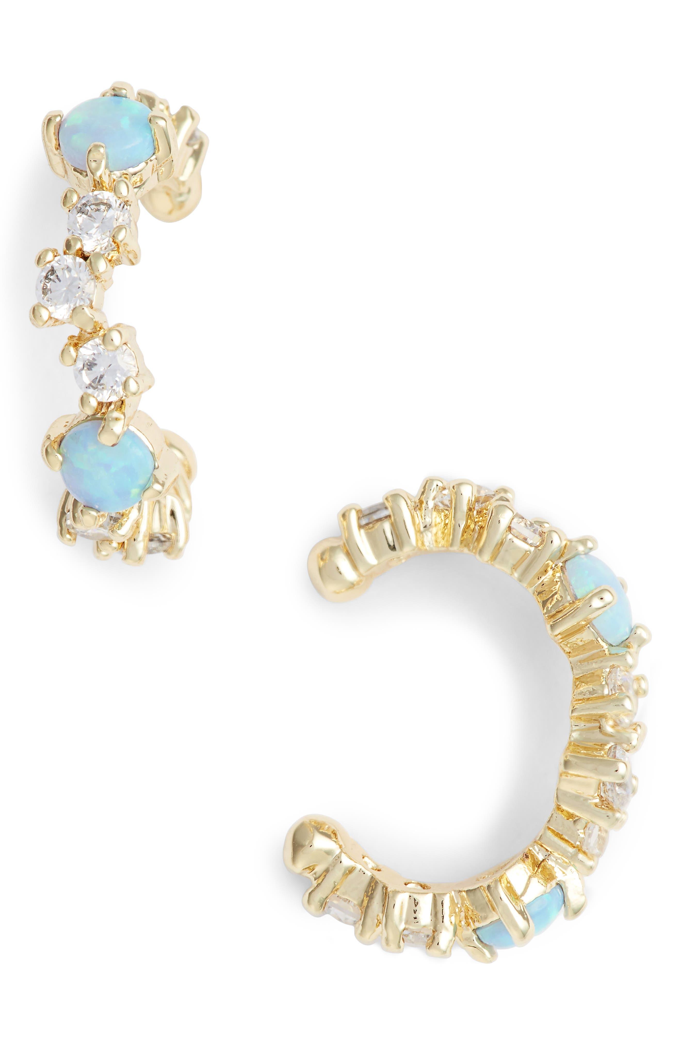 Melinda Maria Stellar Opal Ear Cuff
