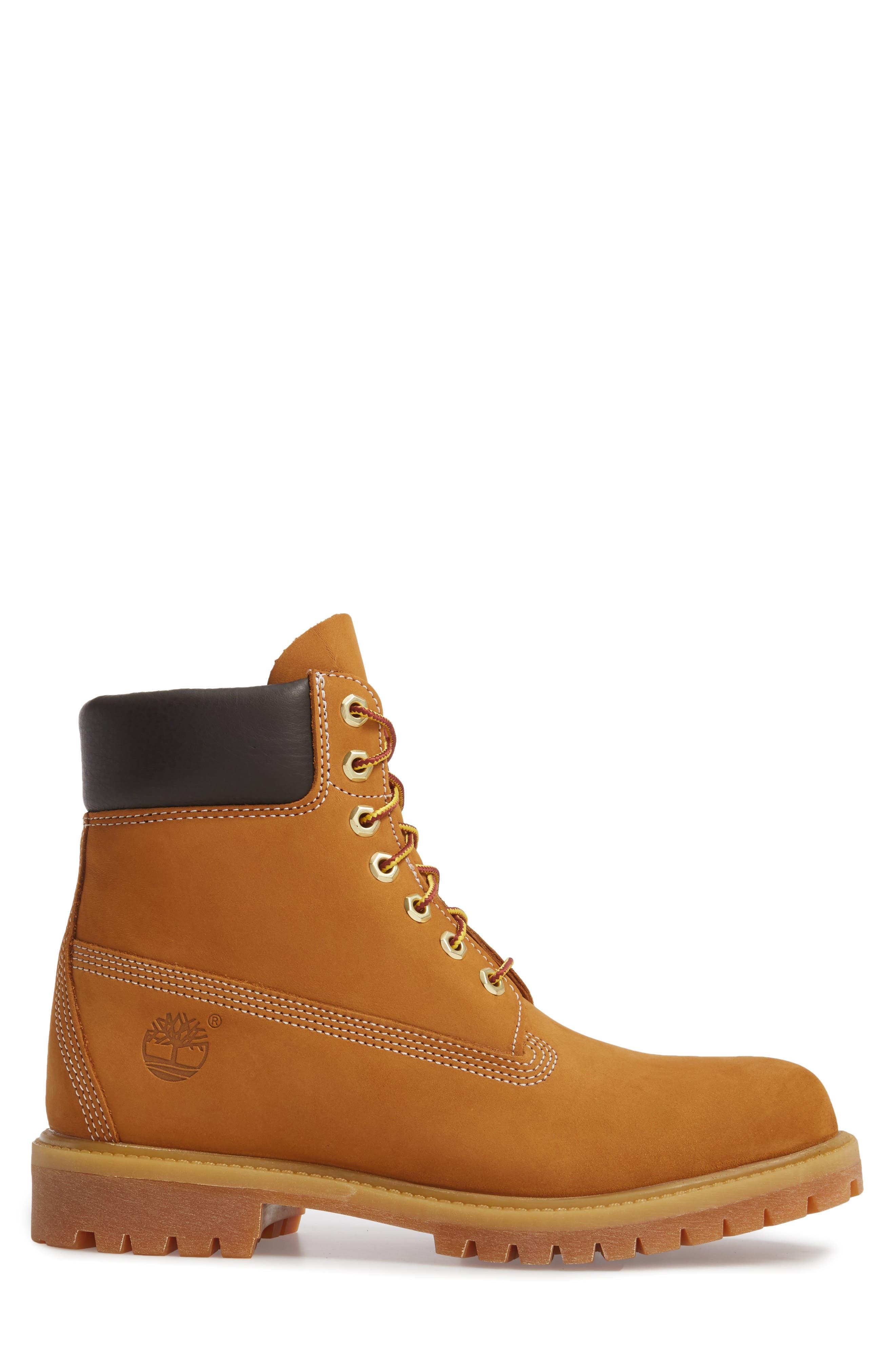 Alternate Image 3  - Timberland 'Six Inch Classic Boots Series - Premium' Boot