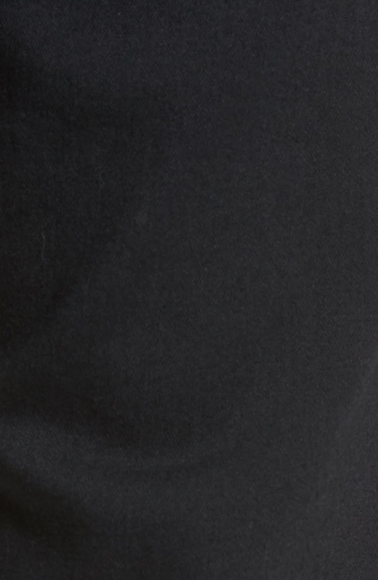 Weird Guy Slim Fit Jeans,                             Alternate thumbnail 5, color,                             Black