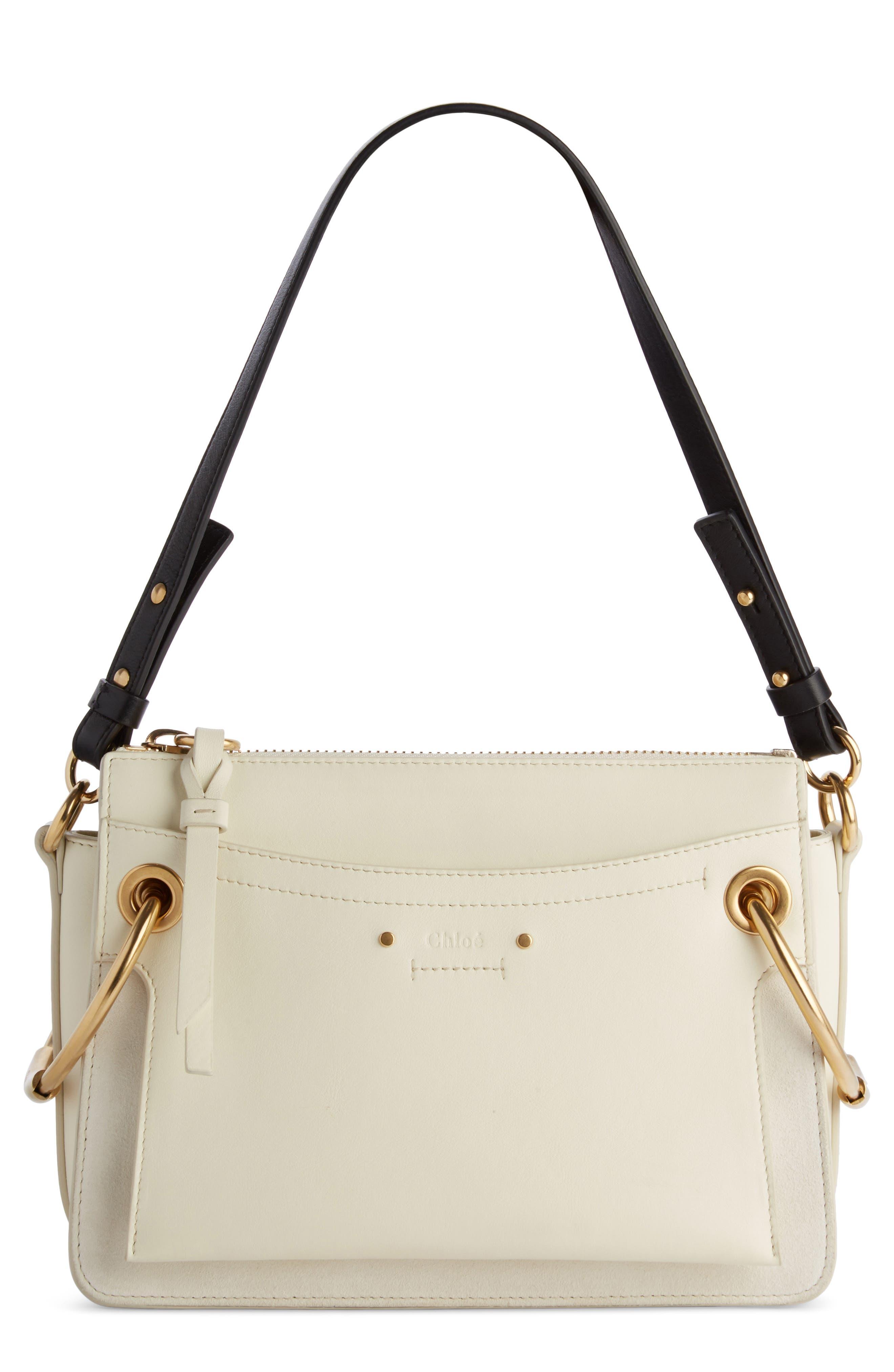 Chloé Small Roy Leather Shoulder Bag