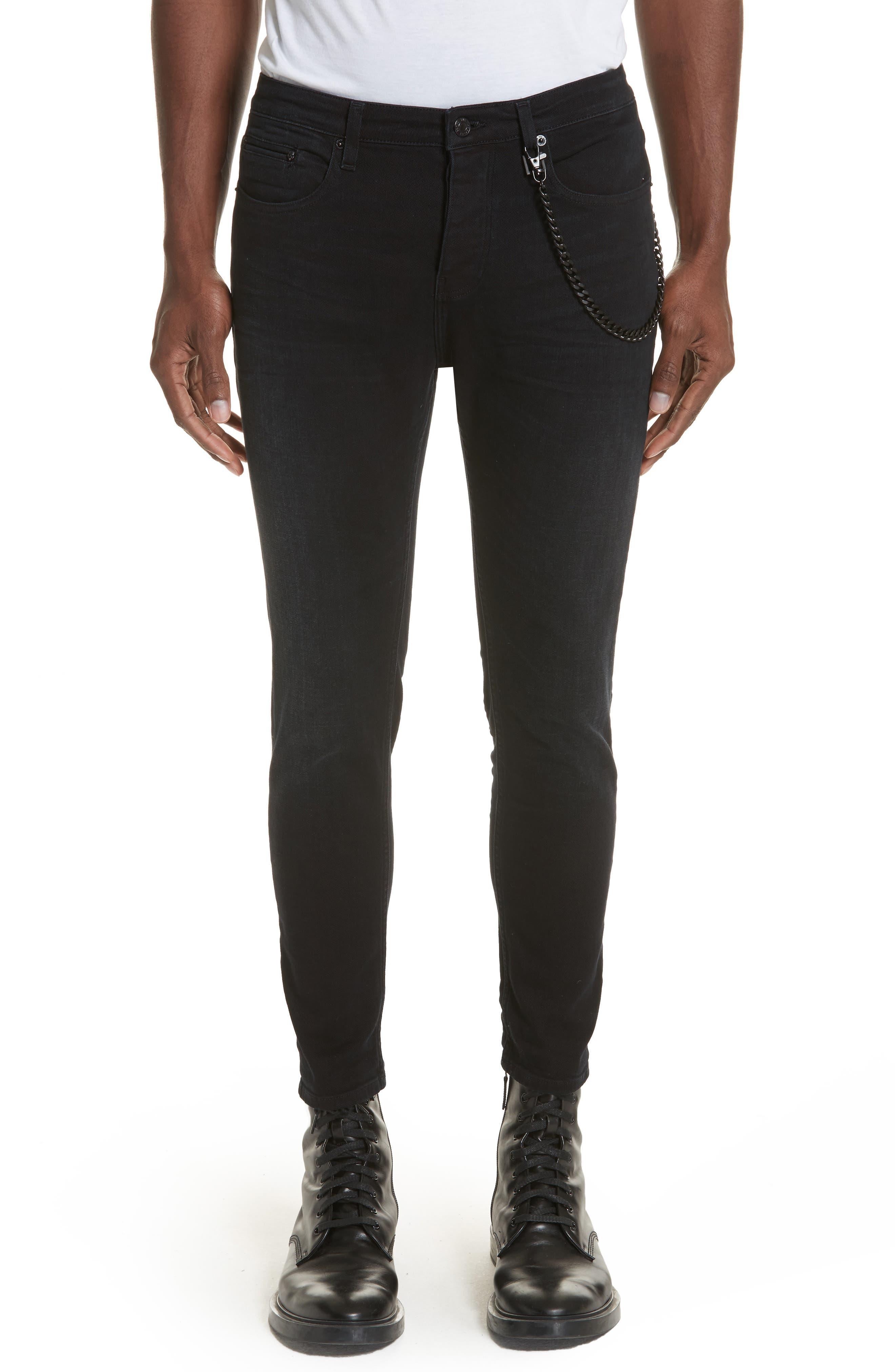 The Kooples Skinny Fit Jeans