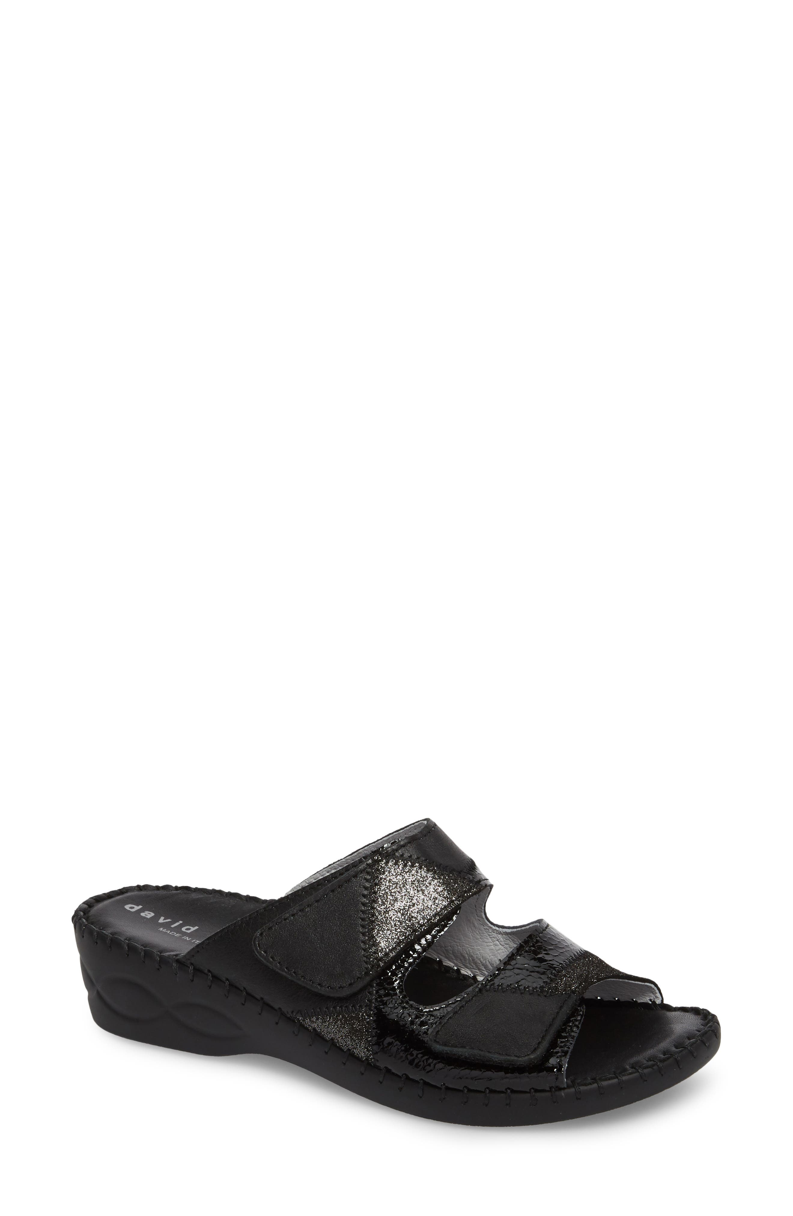 David Tate Flex Slide Sandal (Women)