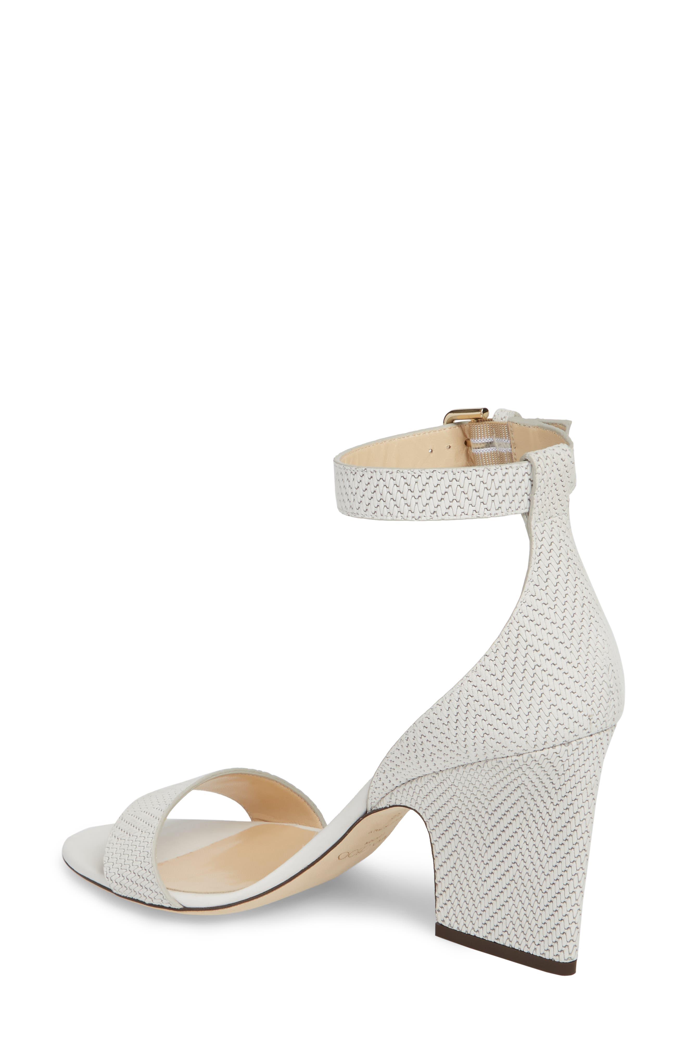 Alternate Image 2  - Jimmy Choo Edina Ankle Strap Sandal (Women)