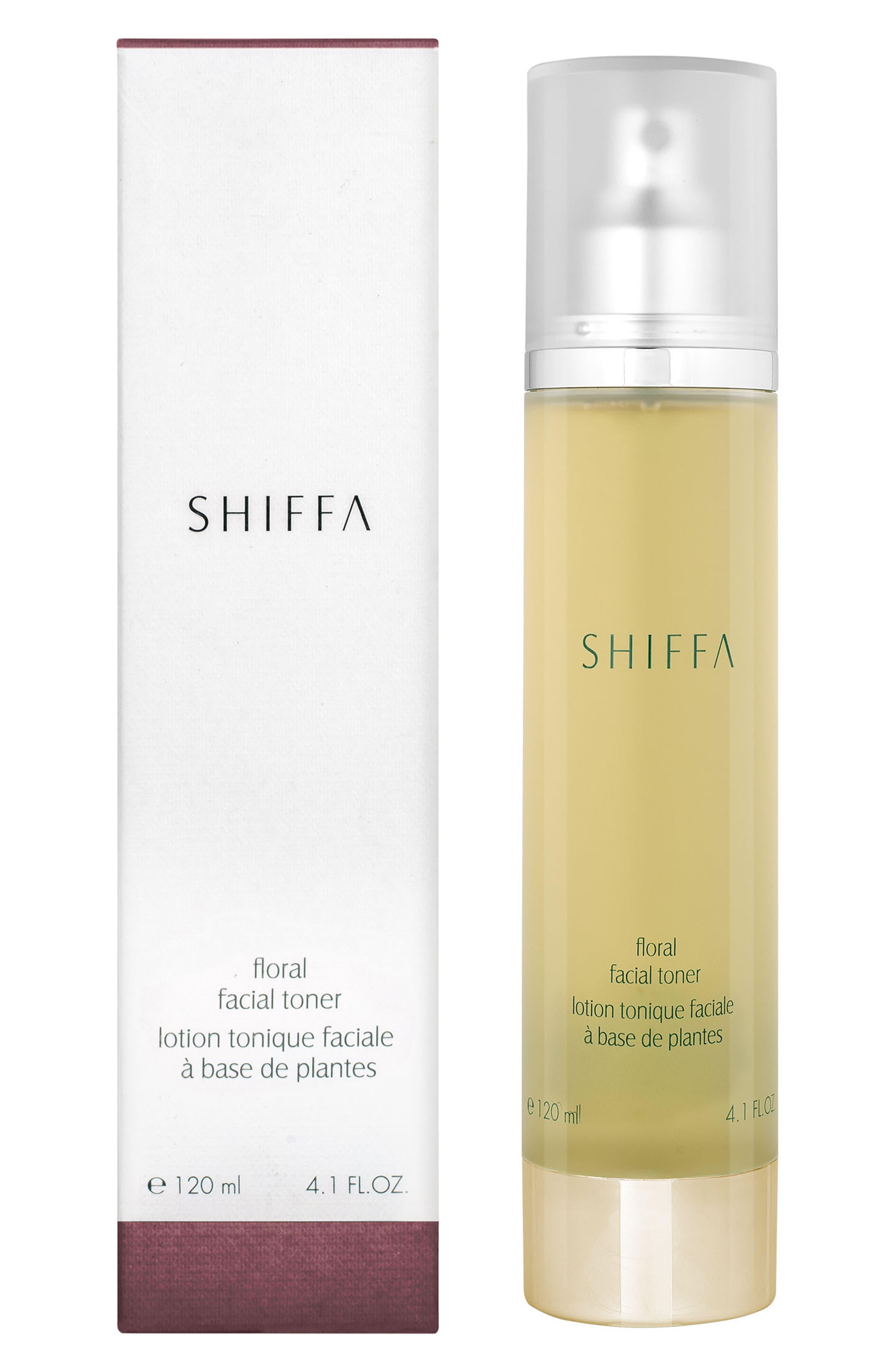 Main Image - Shiffa Floral Facial Toner