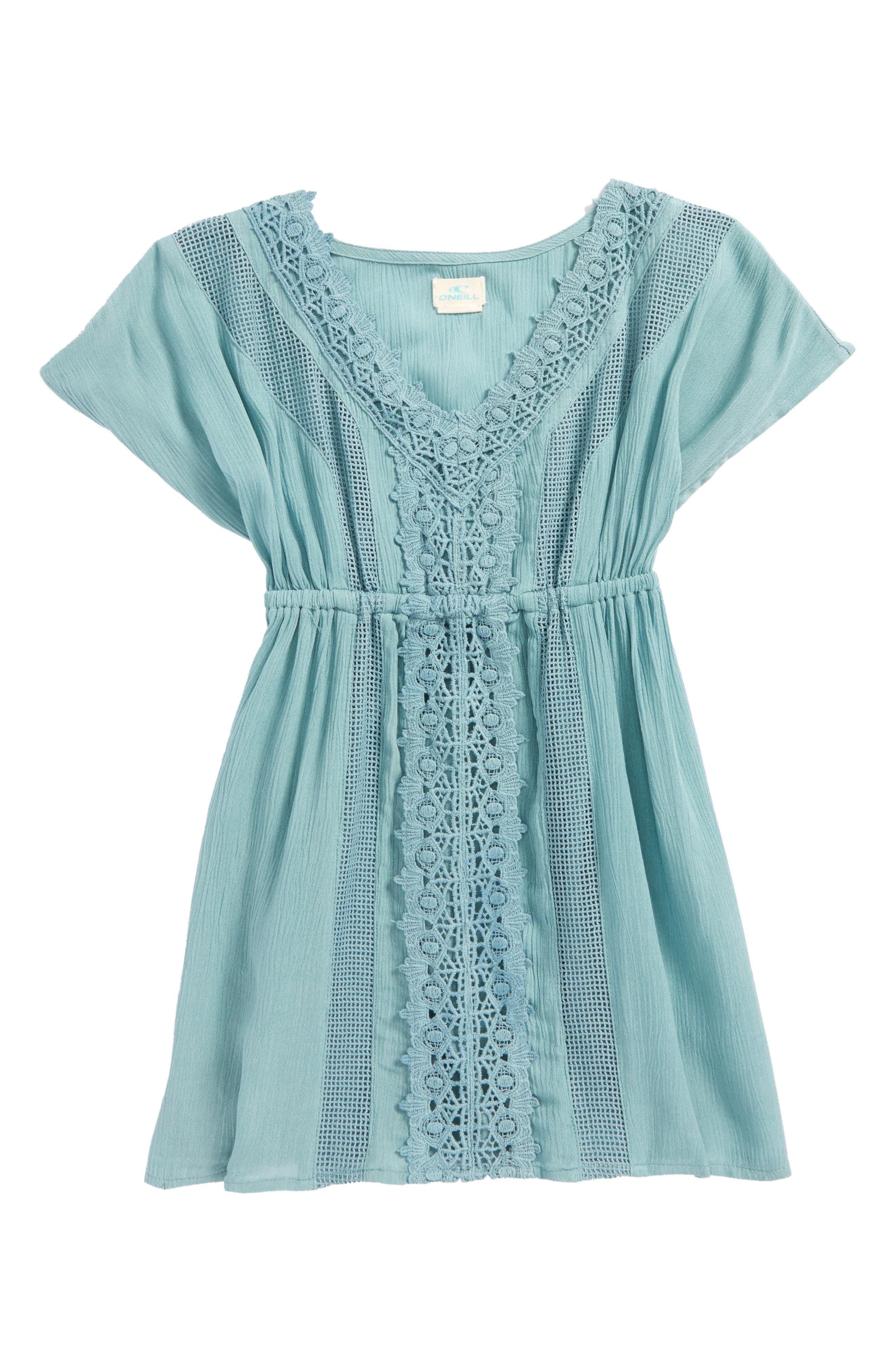O'Neill Kira Cover-Up Dress (Toddler Girls & Little Girls)