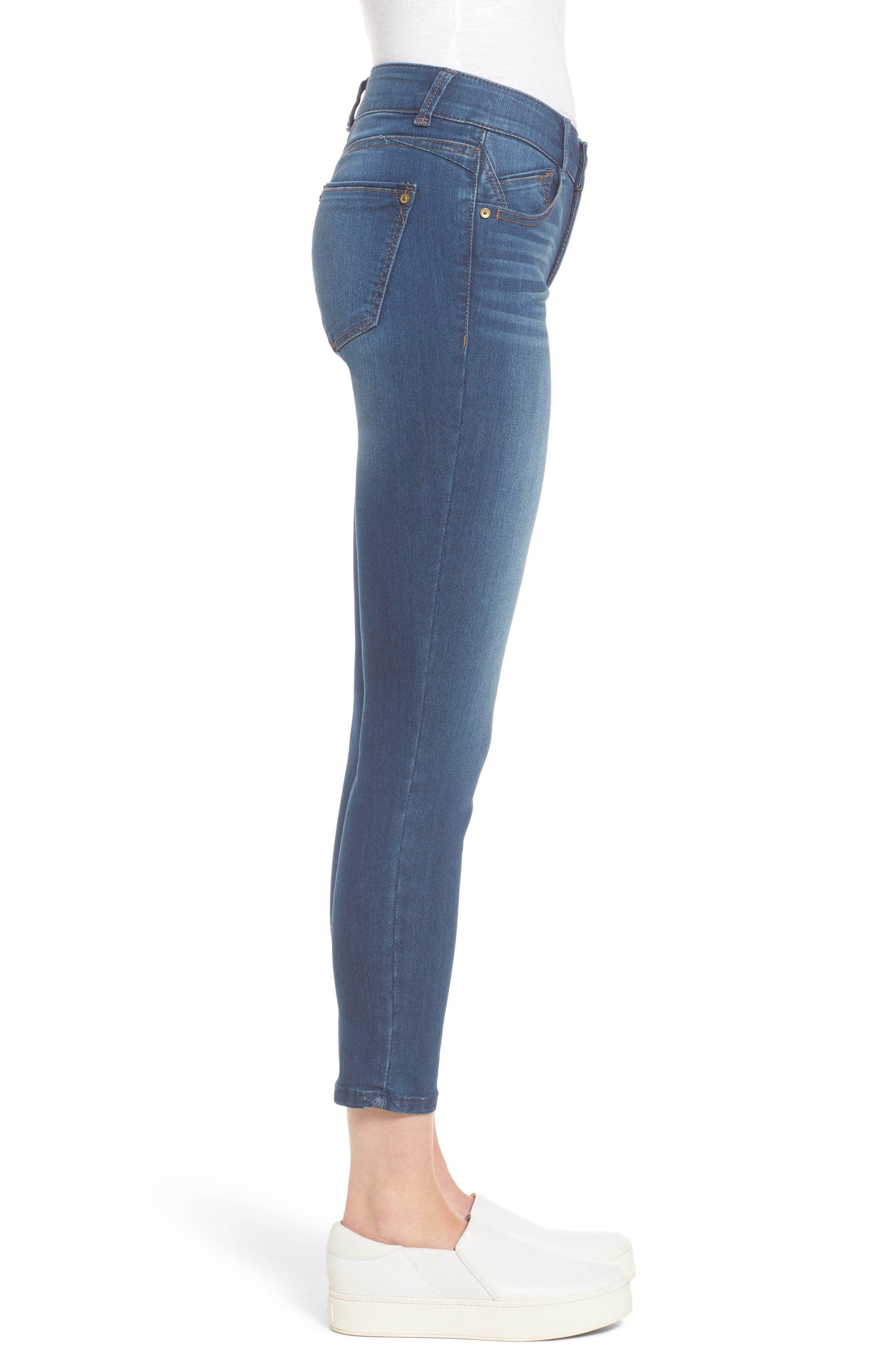 Alternate Image 3  - Wit & Wisdom Ab-solution Ankle Skimmer Jeans (Nordstrom Exclusive)