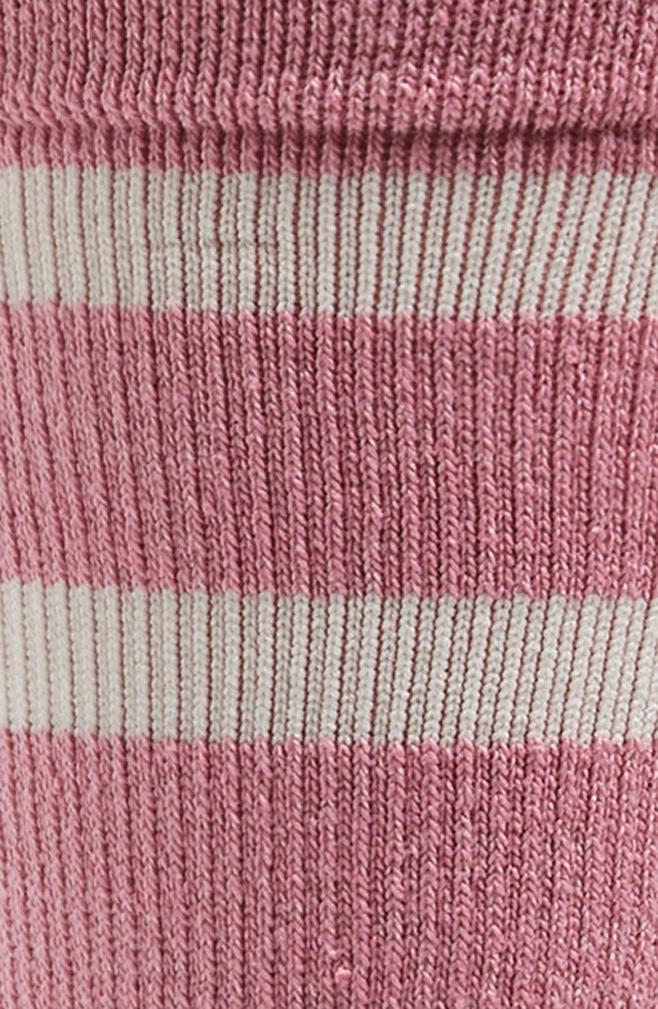 SB 3-Pack Crew Socks,                             Alternate thumbnail 2, color,                             Pink