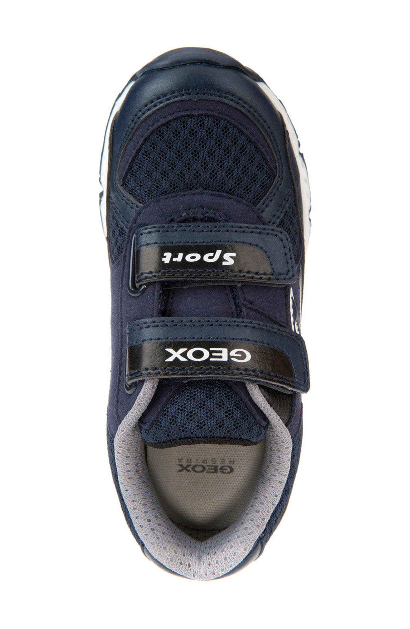 Bernie Sneaker,                             Alternate thumbnail 5, color,                             Navy